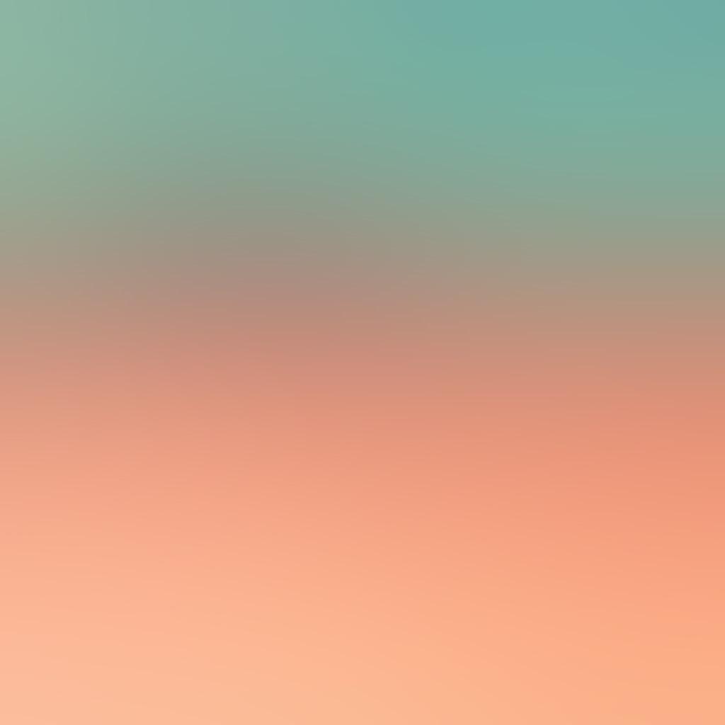 android-wallpaper-si52-green-orange-soft-pastel-gradation-blur-wallpaper