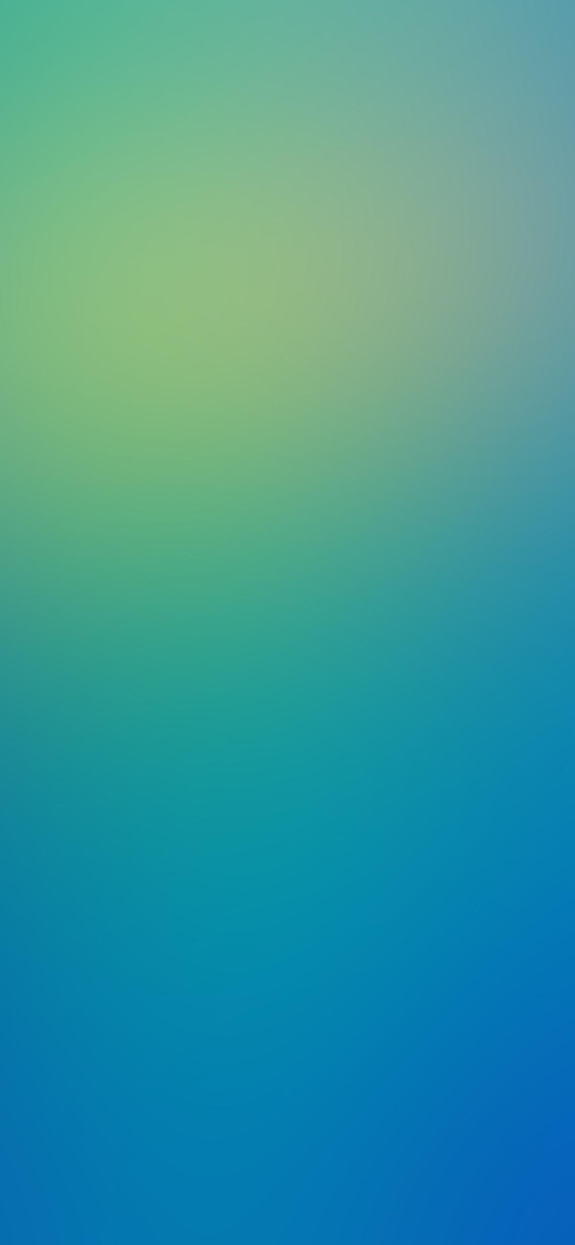 iPhoneXpapers.com-Apple-iPhone-wallpaper-si77-blue-green-light-focus-gradation-blur