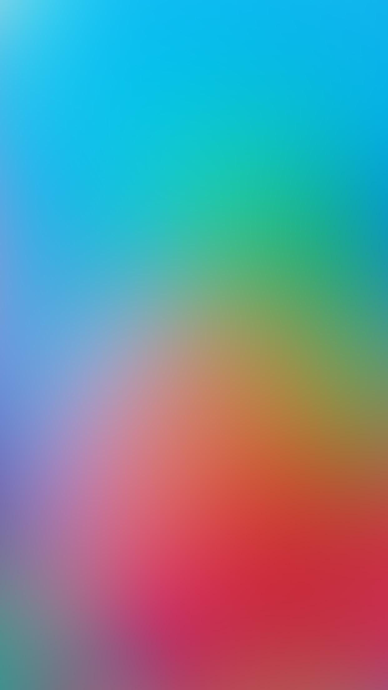 Si90 Rainbow Color Gradation Blur Wallpaper