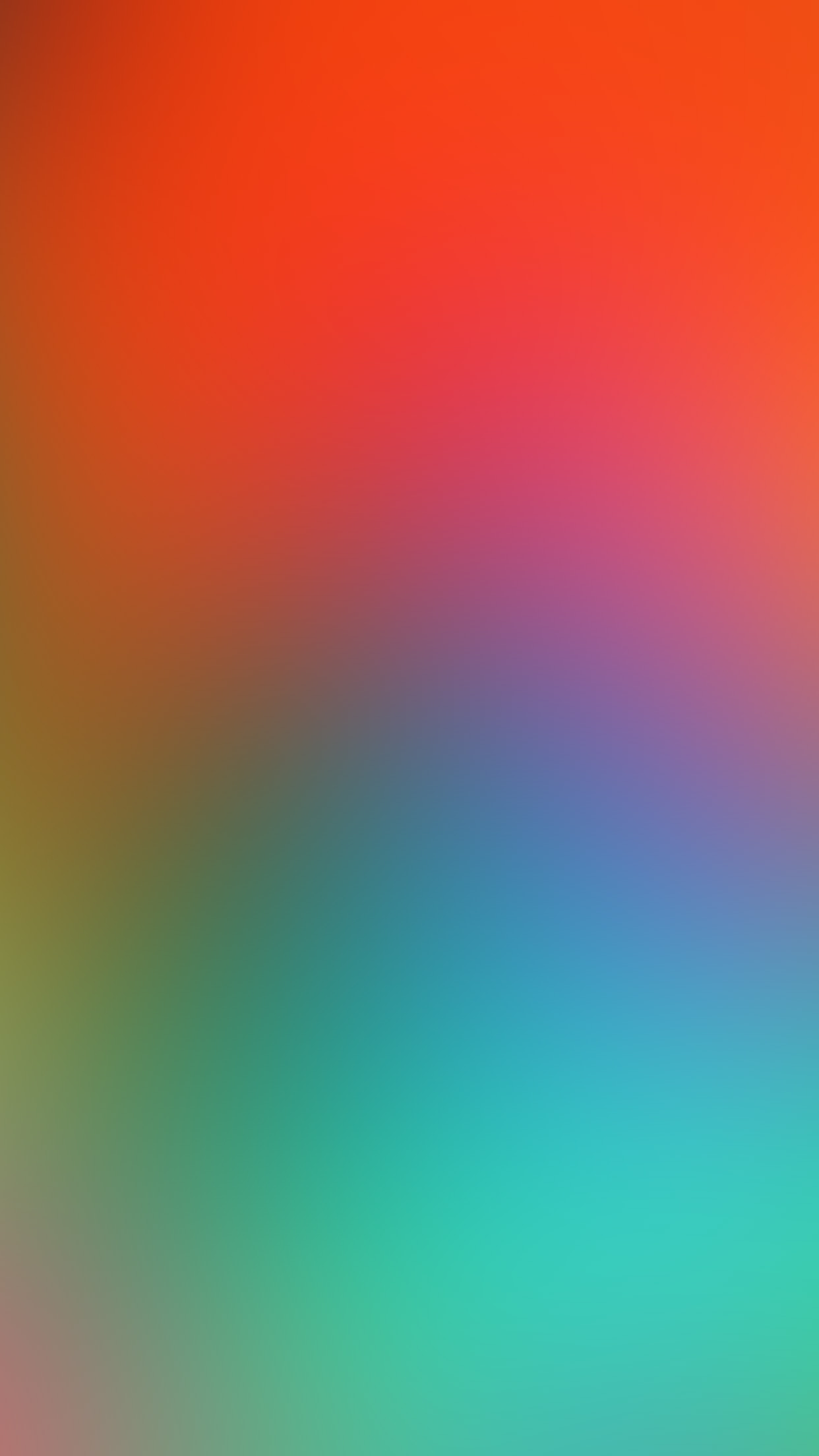 Iphonepapers Com Iphone 8 Wallpaper Si91 Rainbow Red