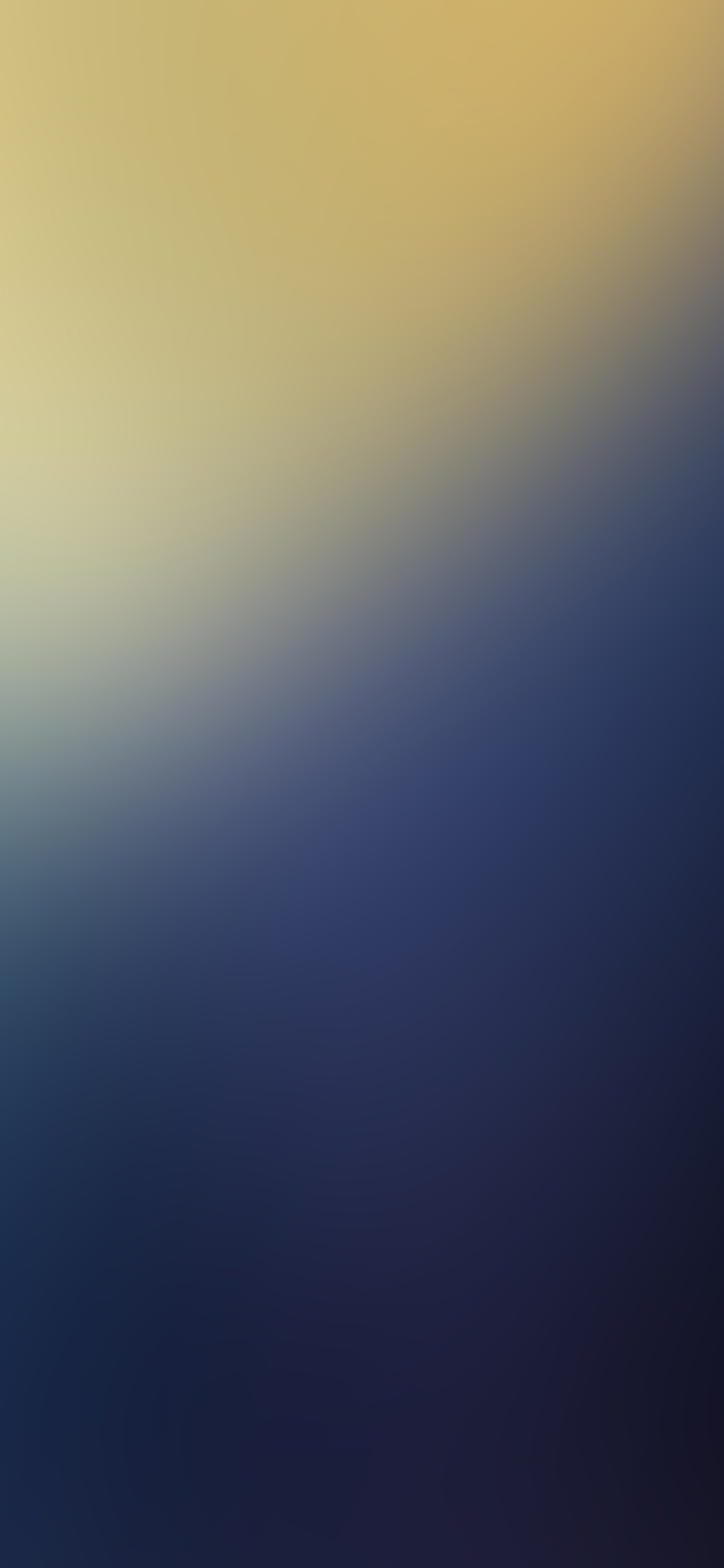 iPhoneXpapers.com-Apple-iPhone-wallpaper-sj48-official-night-blue-dark-yellow-gradation-blur