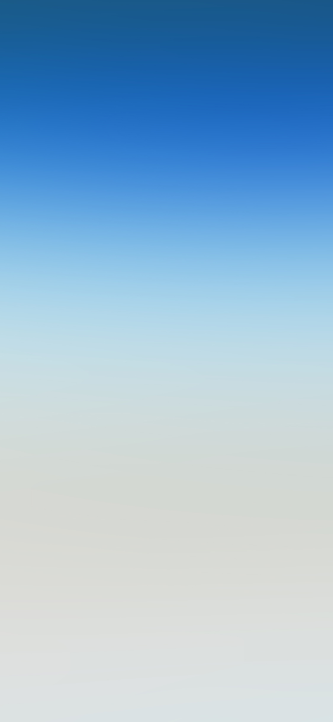 Sj57 Sky Blue Clear White Gradation Blur Wallpaper