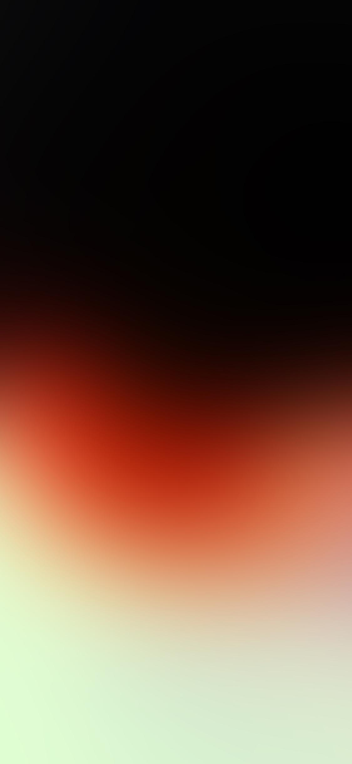 Papers Co Iphone Wallpaper Sj75 Dark Red Bokeh Gradation Blur