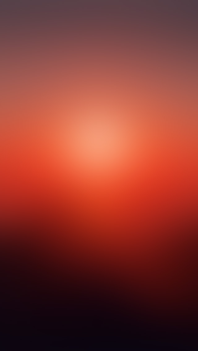 freeios8.com-iphone-4-5-6-plus-ipad-ios8-sk05-sunset-red-night-blur-gradation
