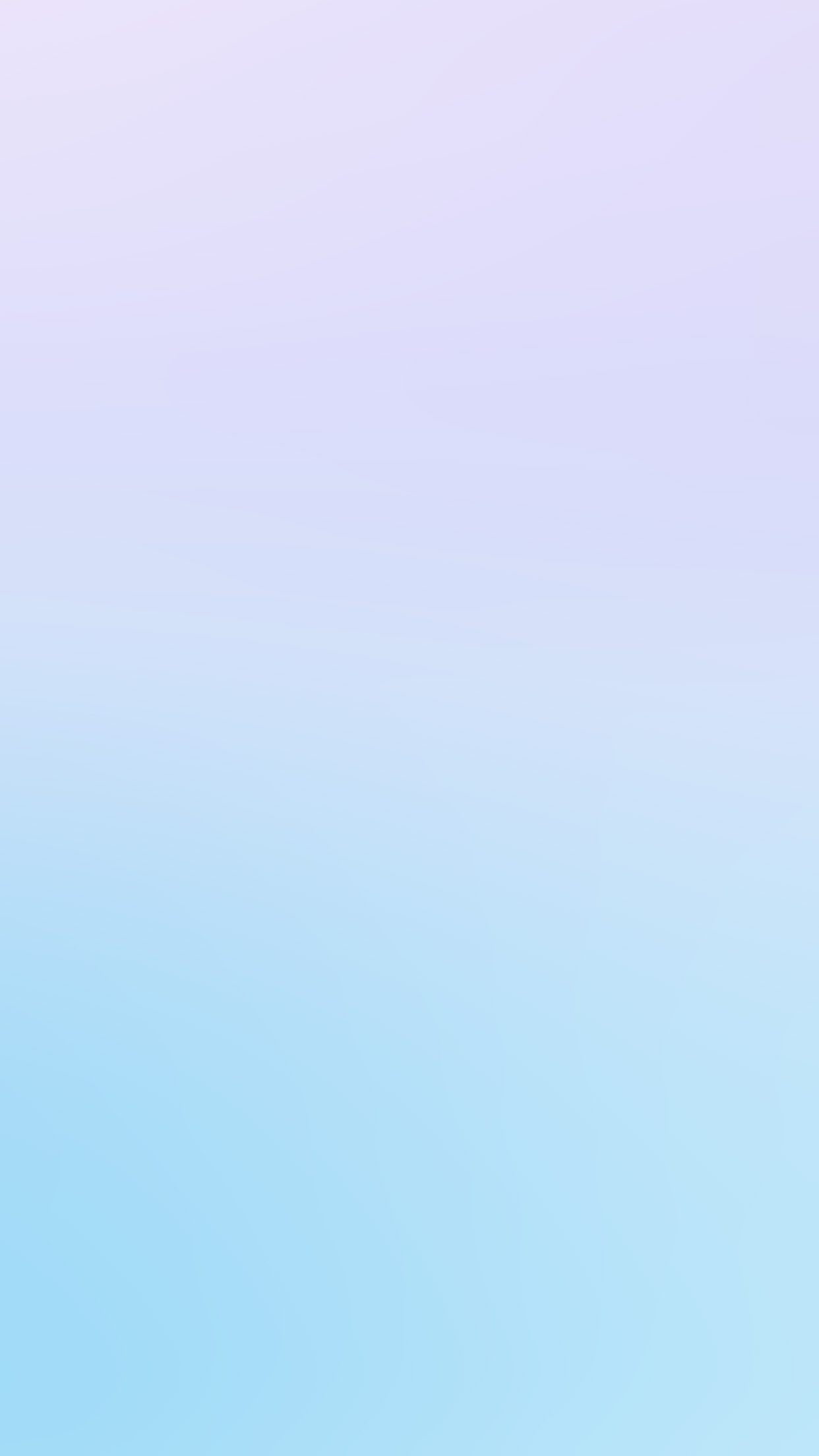 Sk13 Cute Blue Blur Gradation Wallpaper