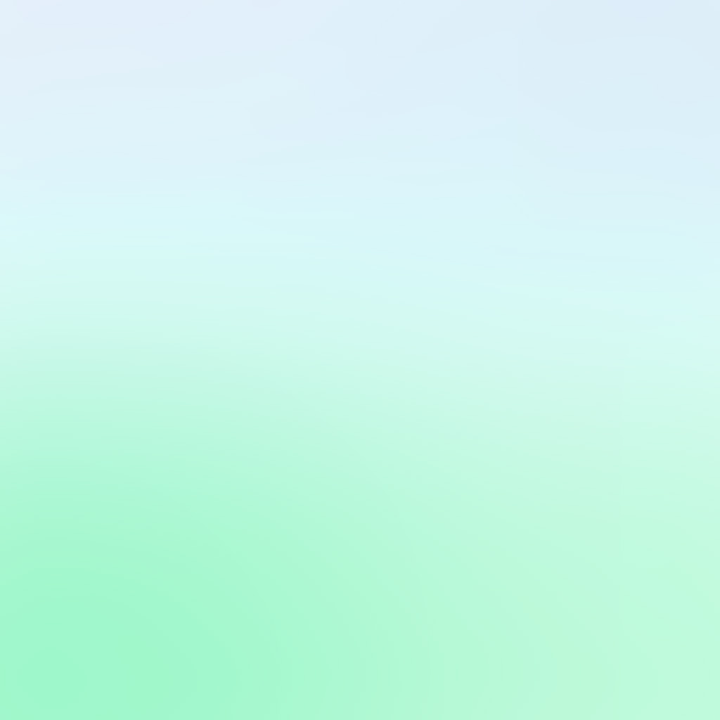 android-wallpaper-sk14-cute-green-blur-gradation-wallpaper