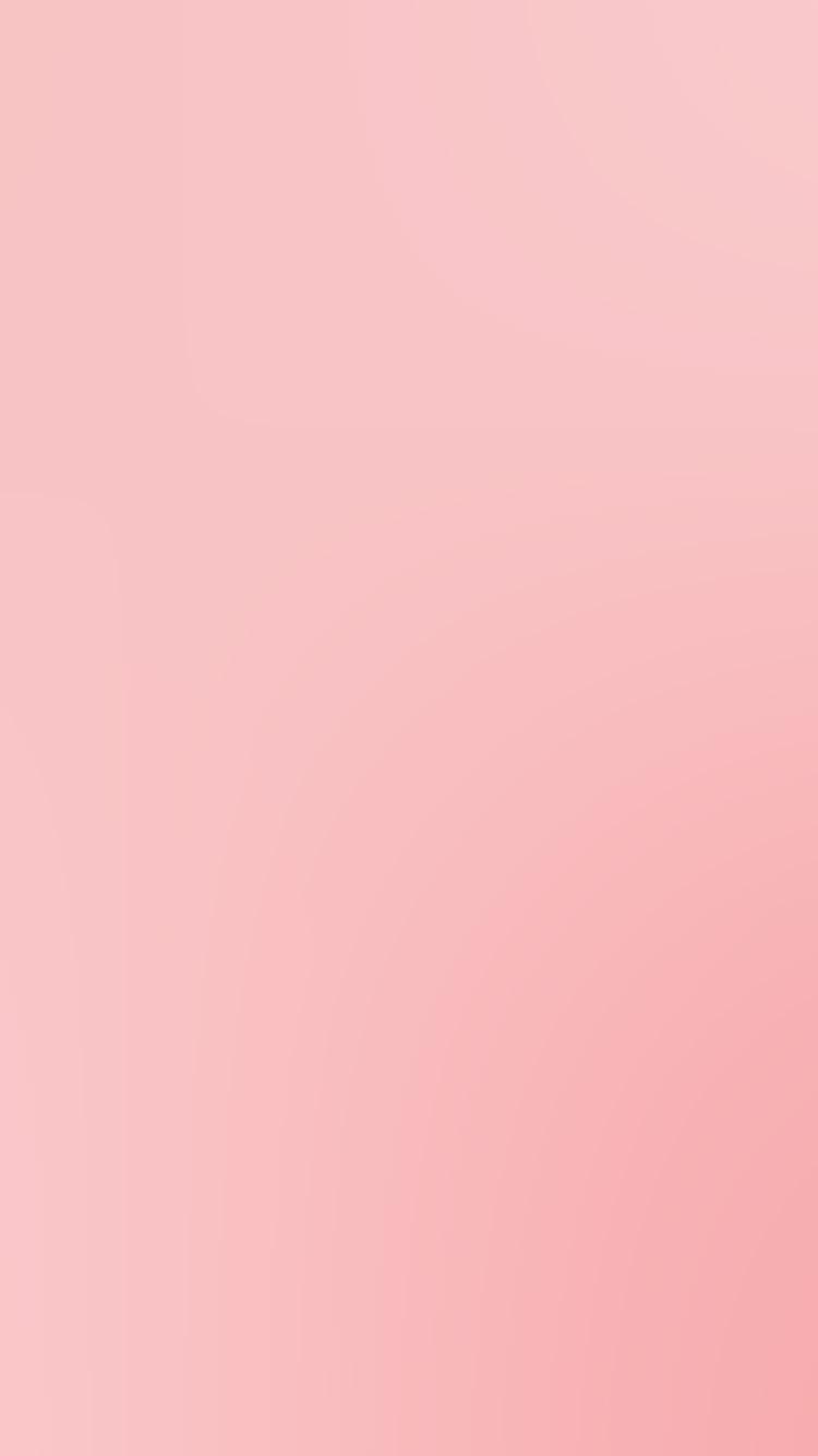 Sk17 Baby Pink Solid Blur Gradation Wallpaper
