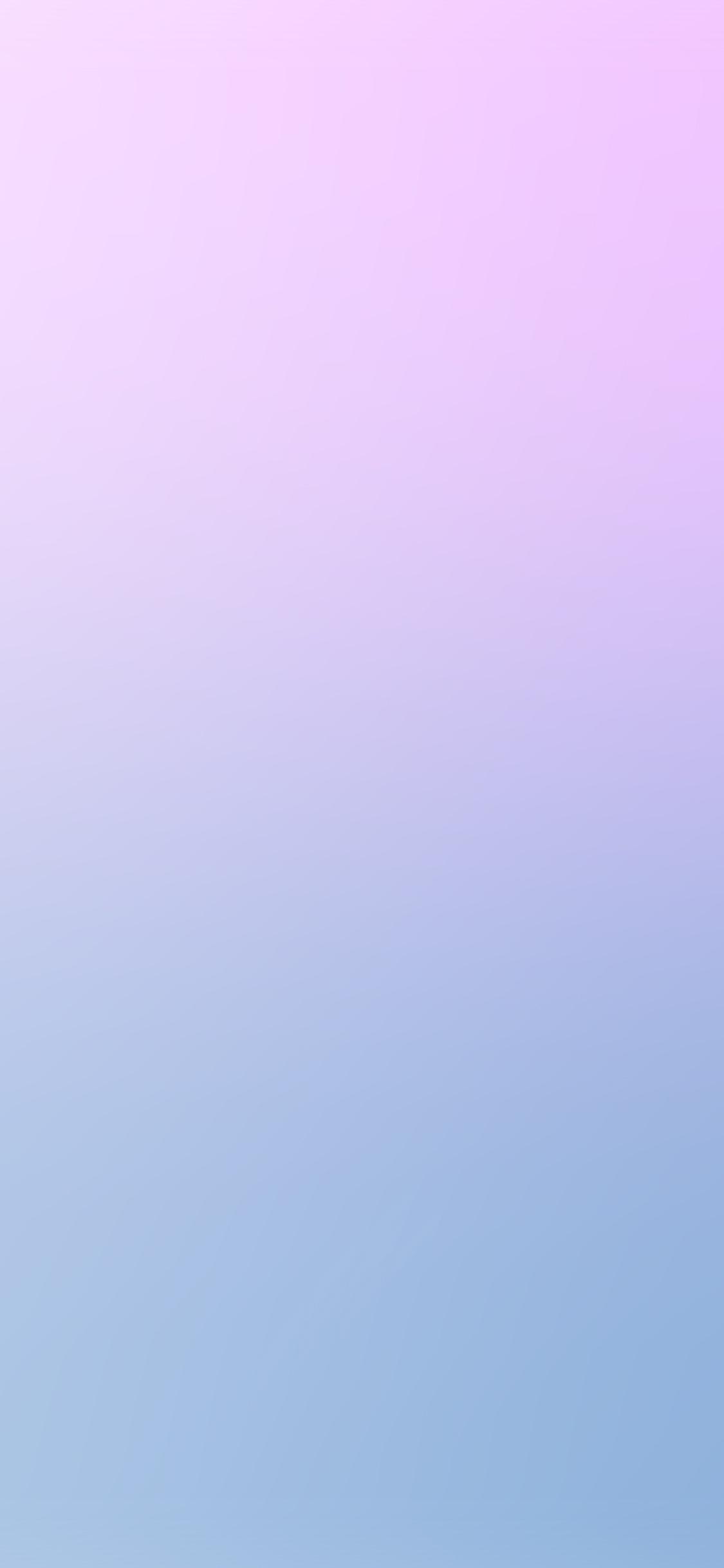 Sk23 Dawn Morning Blue Purple Blur Gradation Wallpaper