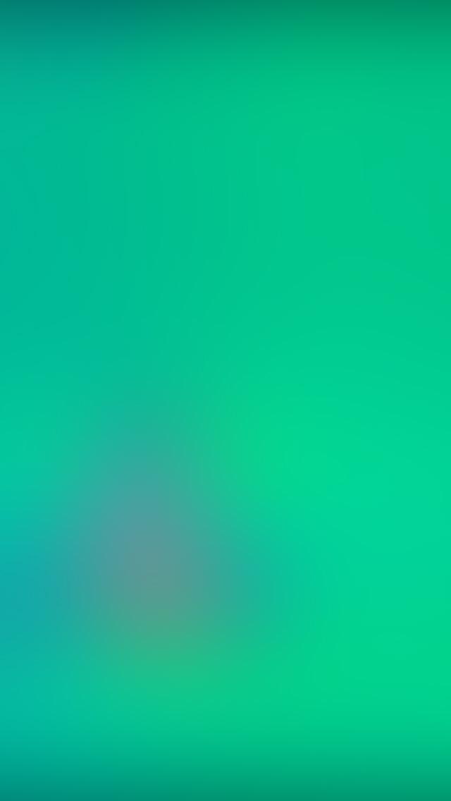 freeios8.com-iphone-4-5-6-plus-ipad-ios8-sk29-emerald-green-blur-gradation