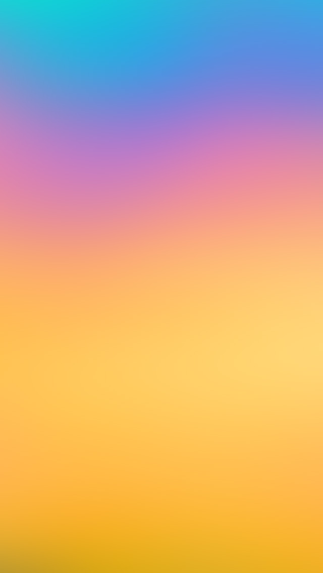 freeios8.com-iphone-4-5-6-plus-ipad-ios8-sk32-bright-yellow-blue-sunny-blur-gradation