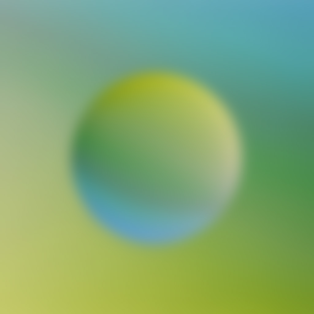 android-wallpaper-sk67-green-circle-blur-gradation-wallpaper