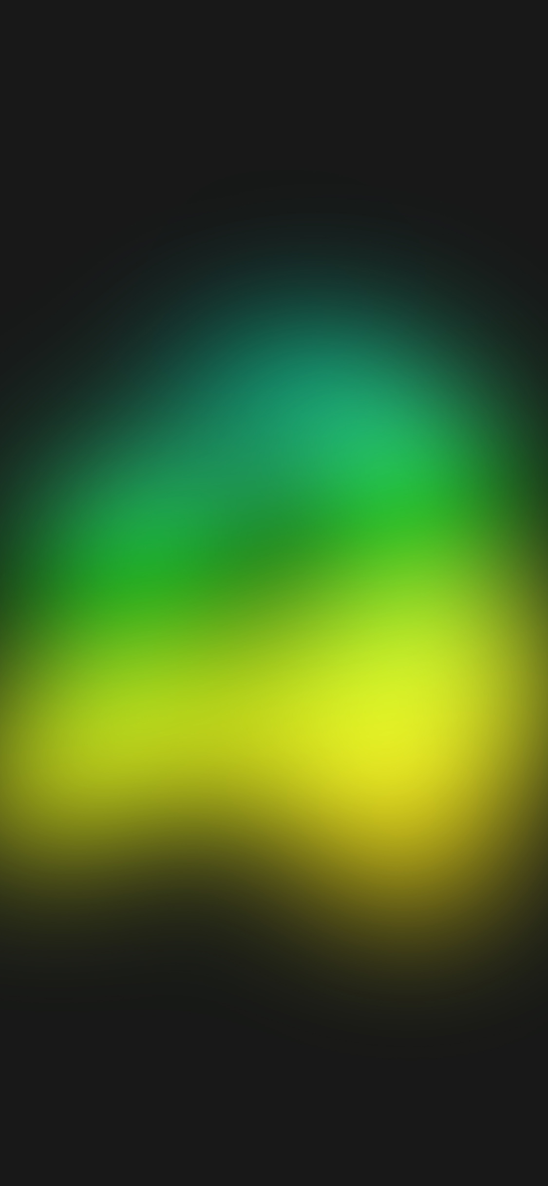iPhoneXpapers.com-Apple-iPhone-wallpaper-sk75-yellow-green-ufo-blur-gradation