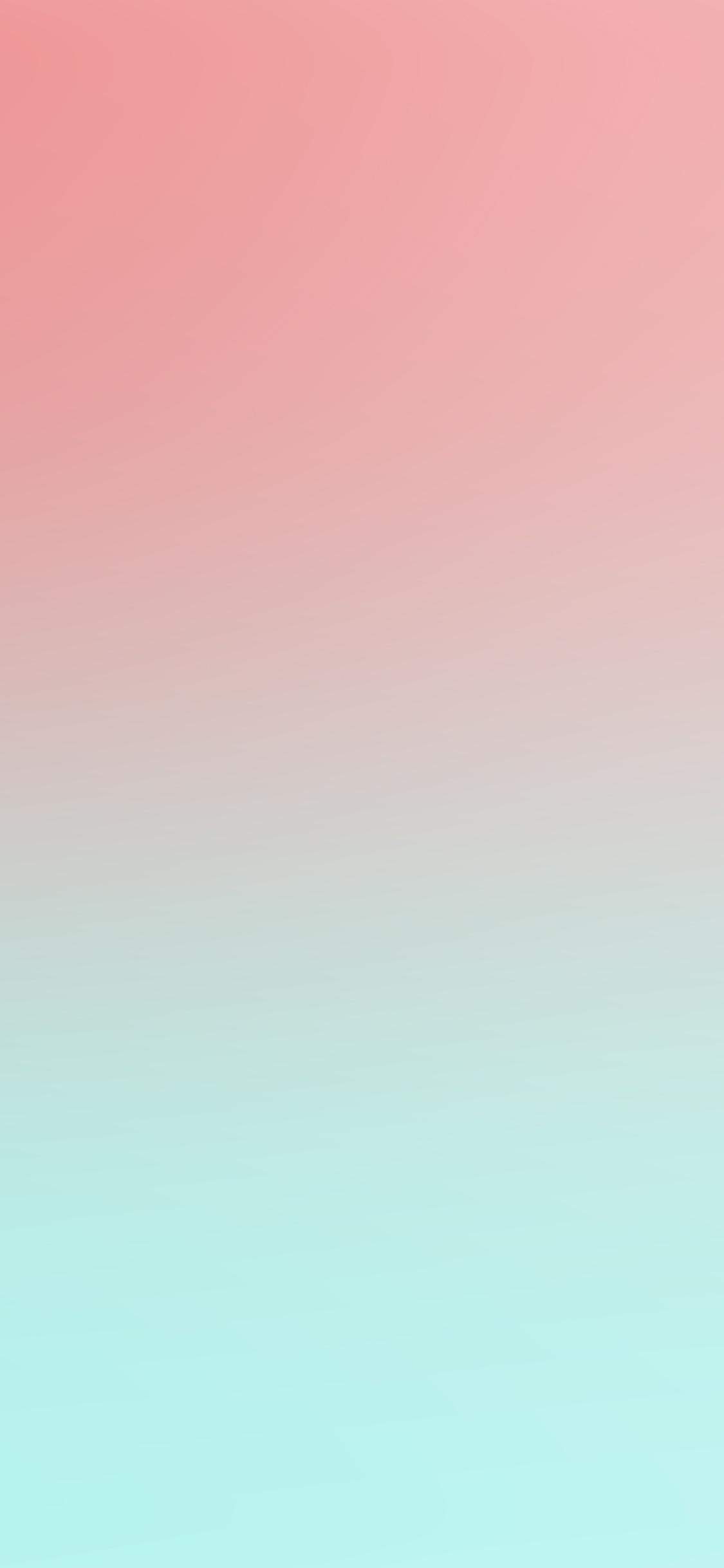 Sk76 Pink Green Blur Gradation Wallpaper
