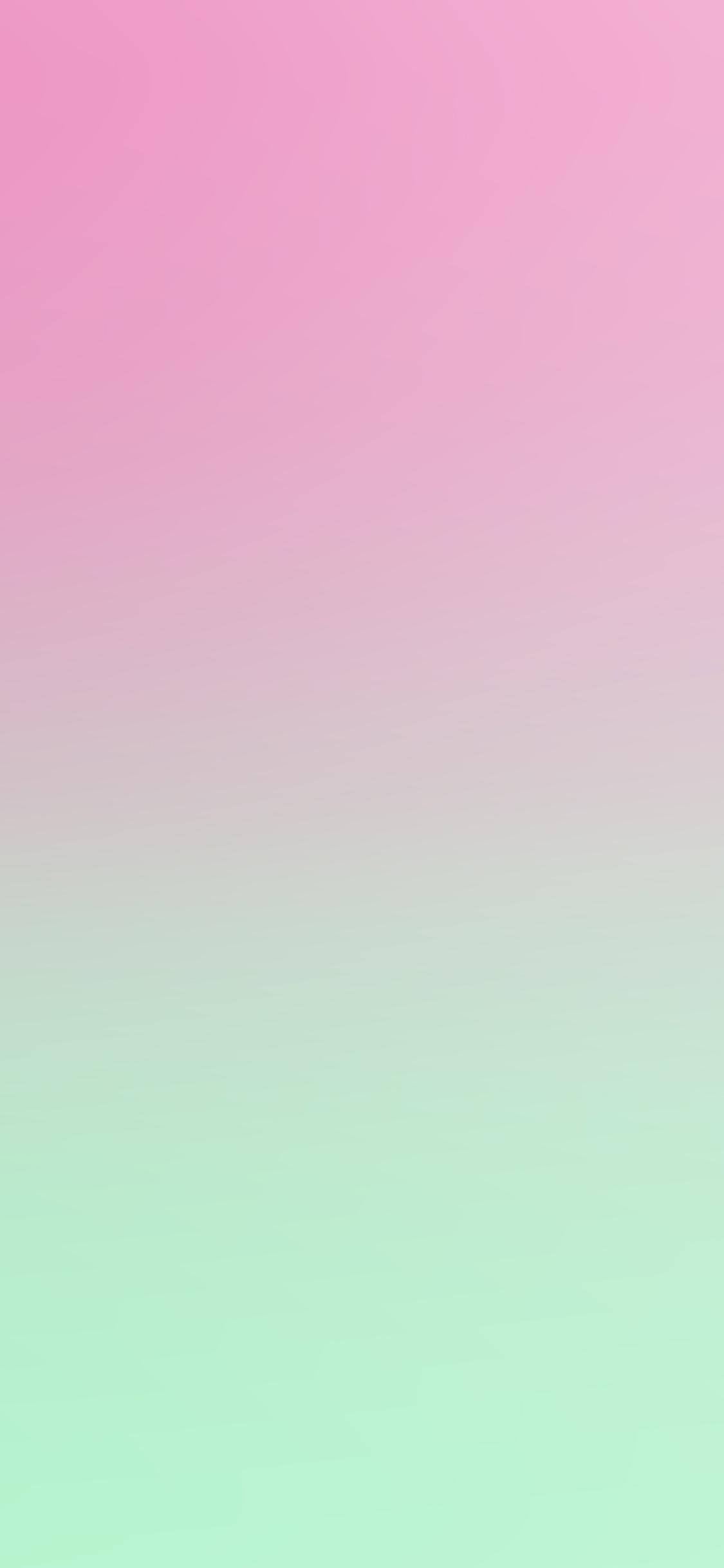 Sk77 Pink Green Blur Gradation Cola Wallpaper