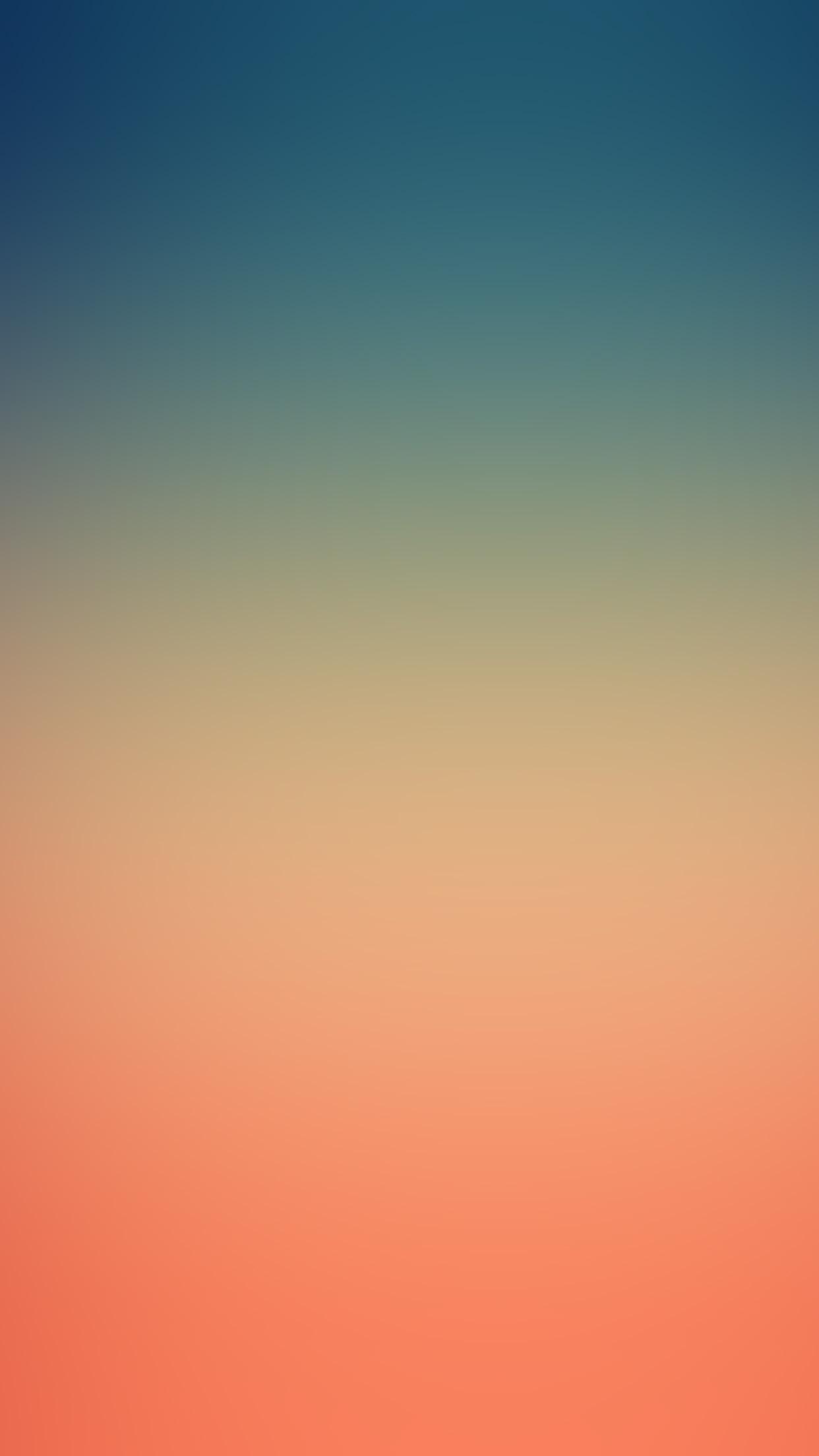 Iphonepapers Com Iphone 8 Wallpaper Sk83 Blue Orange