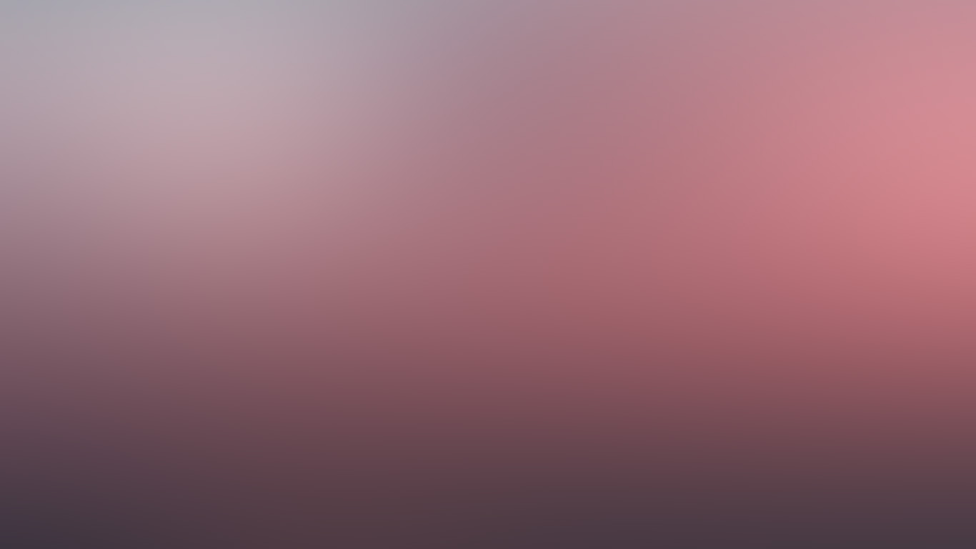 Wallpaper For Desktop Laptop Sl04 Pink Cloud Blur Gradation