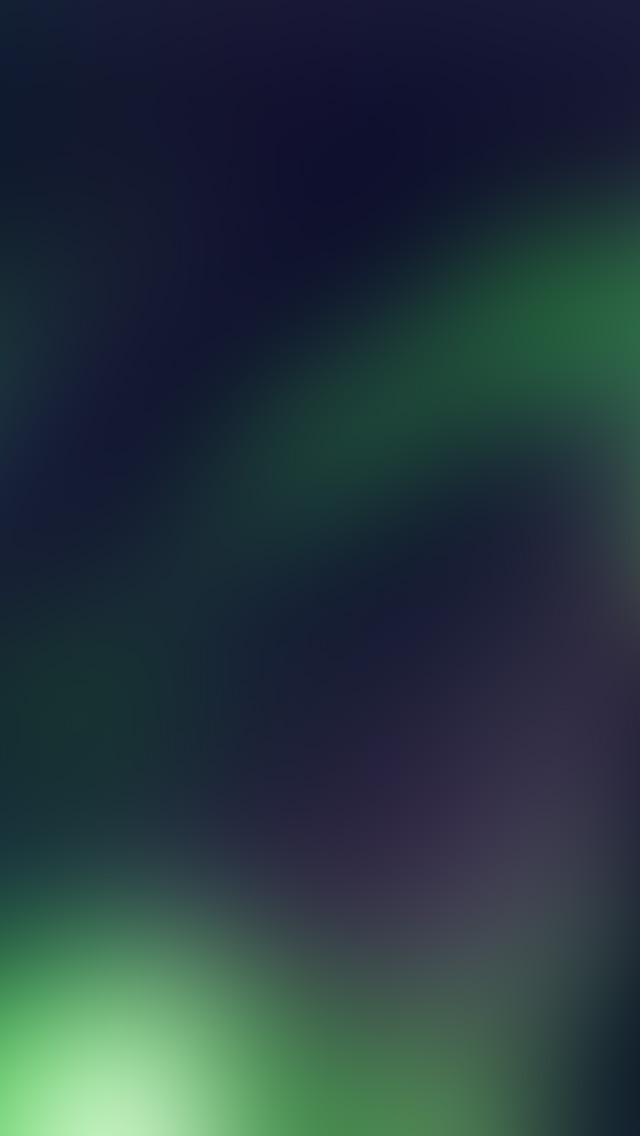 freeios8.com-iphone-4-5-6-plus-ipad-ios8-sl20-night-aurora-green-blur-gradation