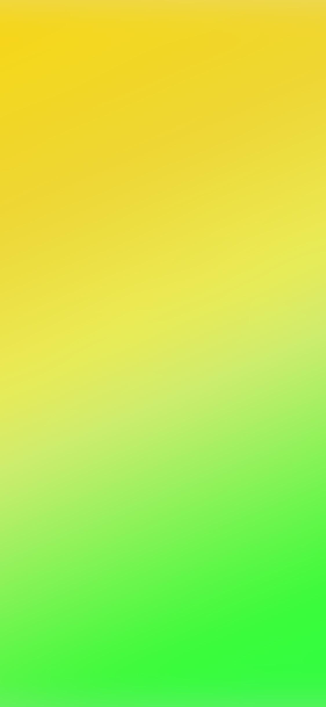 Sl79 Yellow Green Blur Gradation