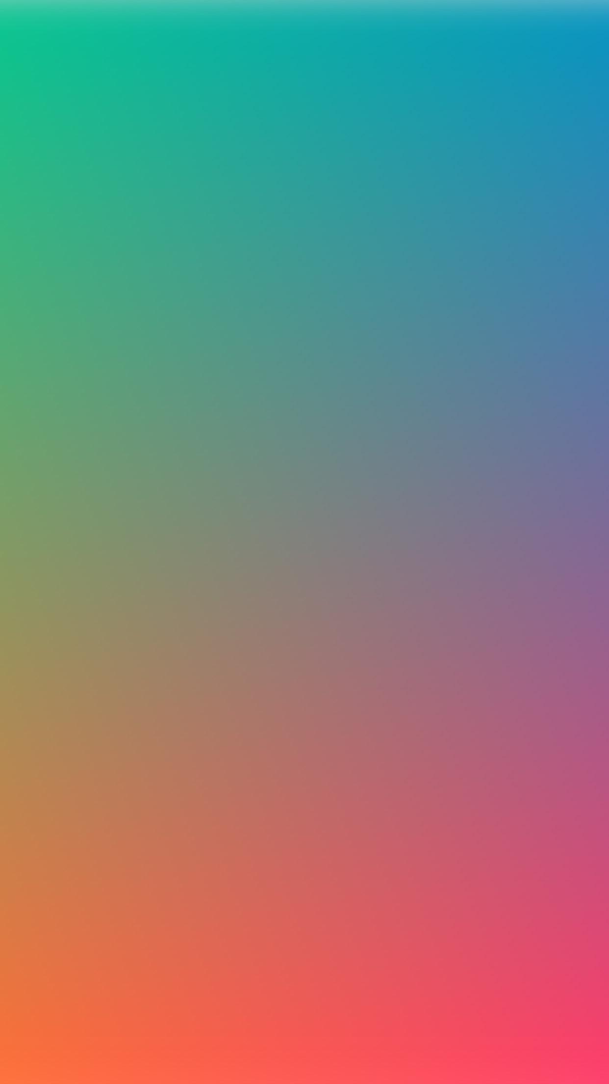 Iphone wallpaper sl86 color rainbow blur - Color gradation wallpaper ...
