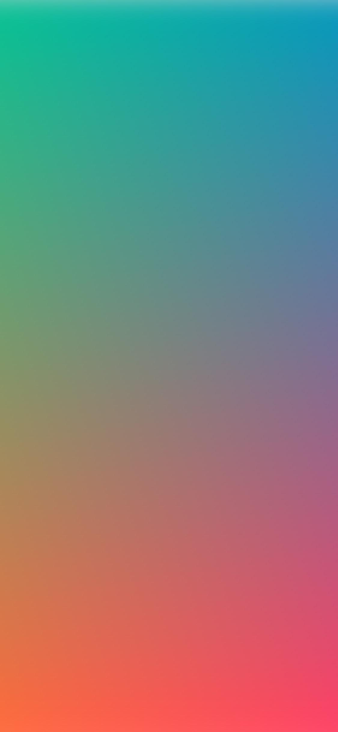 Sl86 Color Rainbow Blur Gradation Wallpaper