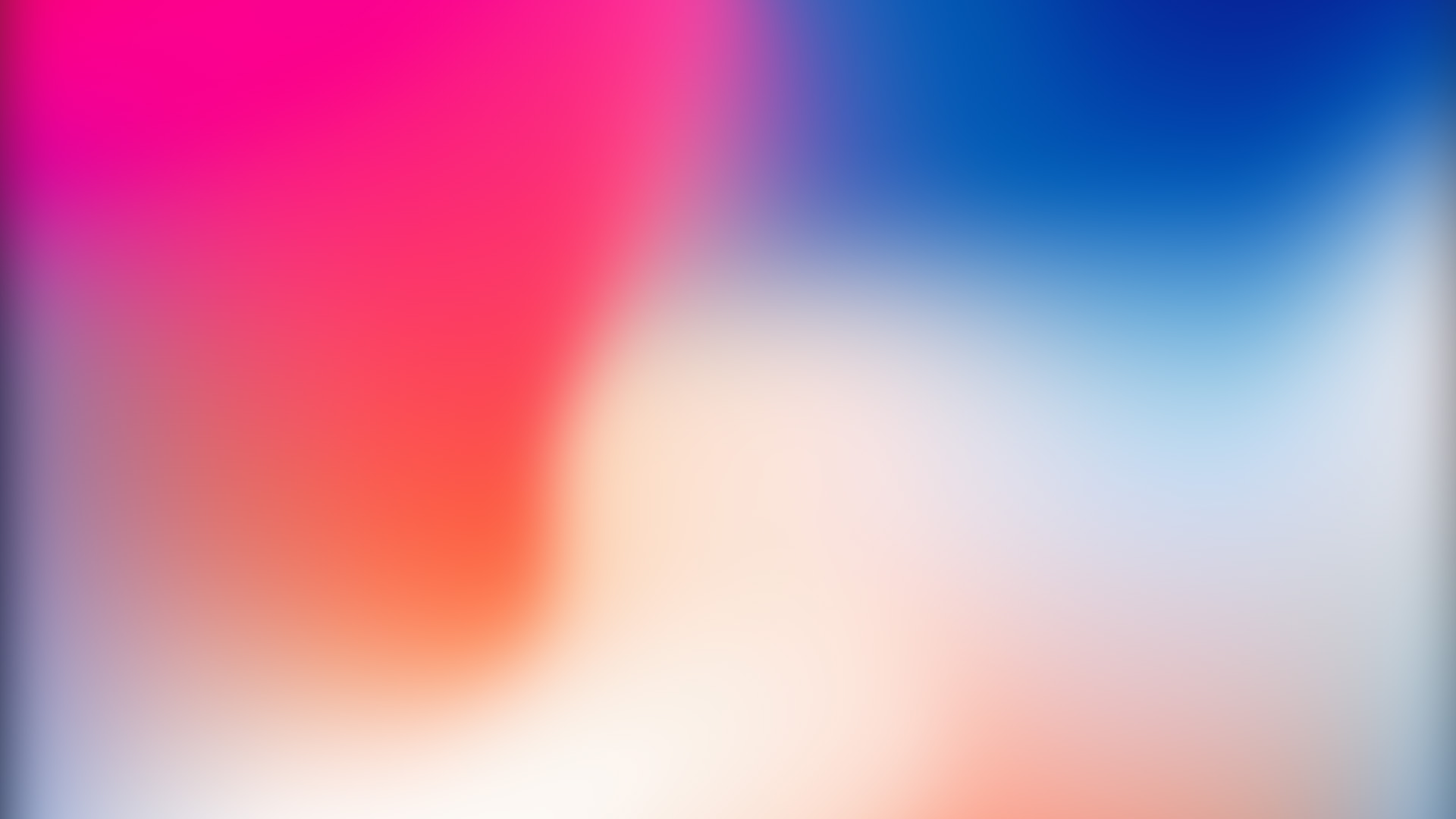 Sl90 Iphonex Apple Color Blur Gradation Wallpaper