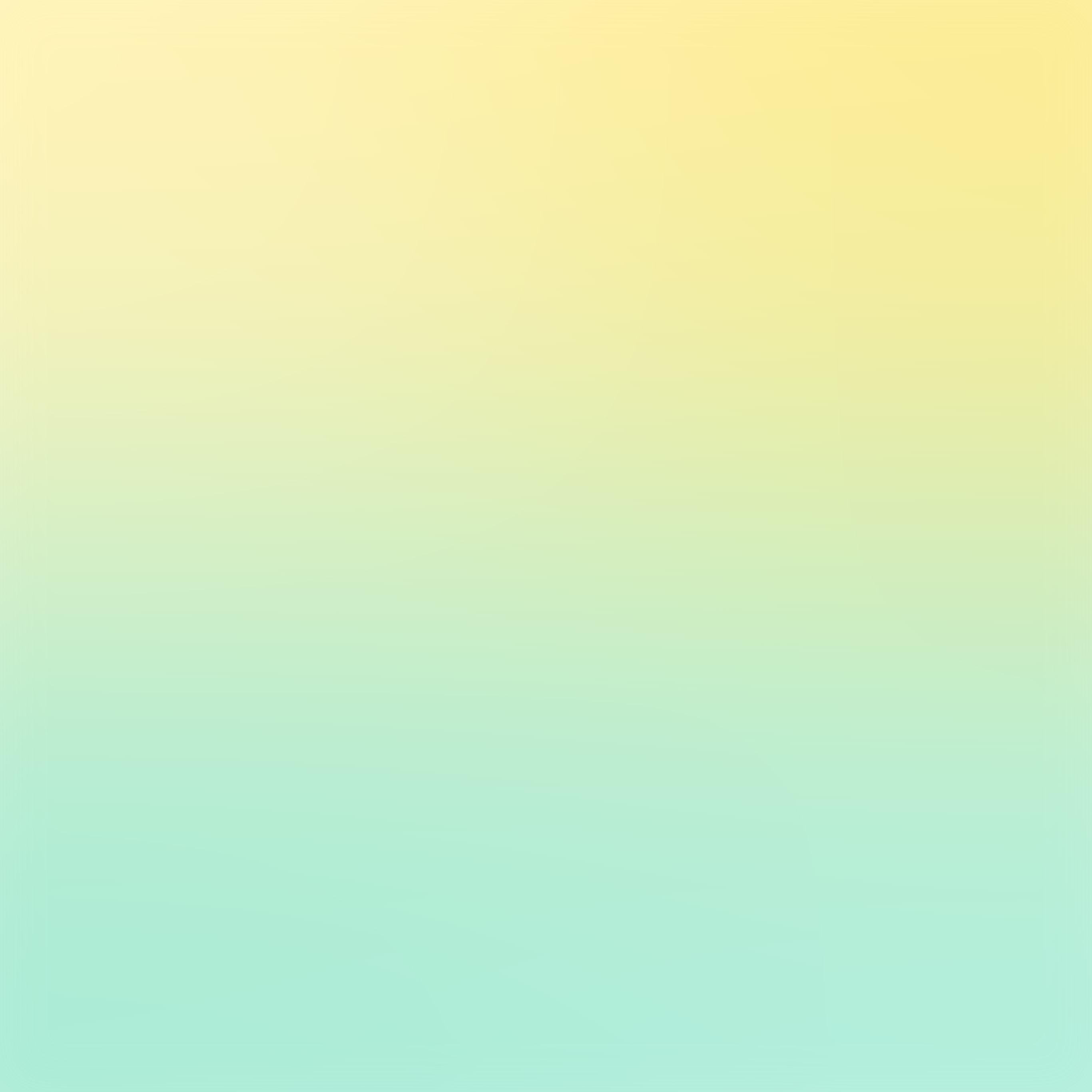 Sl91 Yellow Green Pastel Blur Gradation Wallpaper