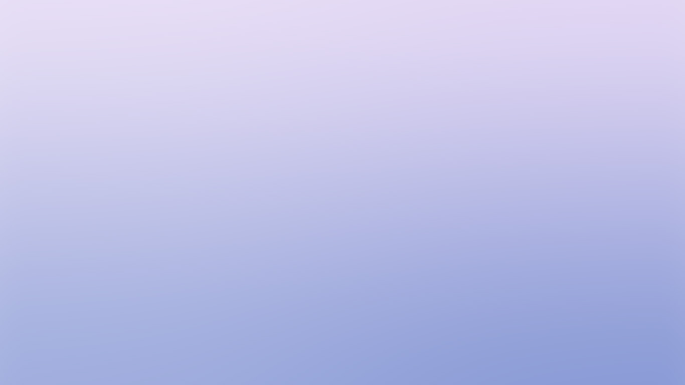 Sl94 Soft Pastel Purple Blue Blur Gradation Wallpaper