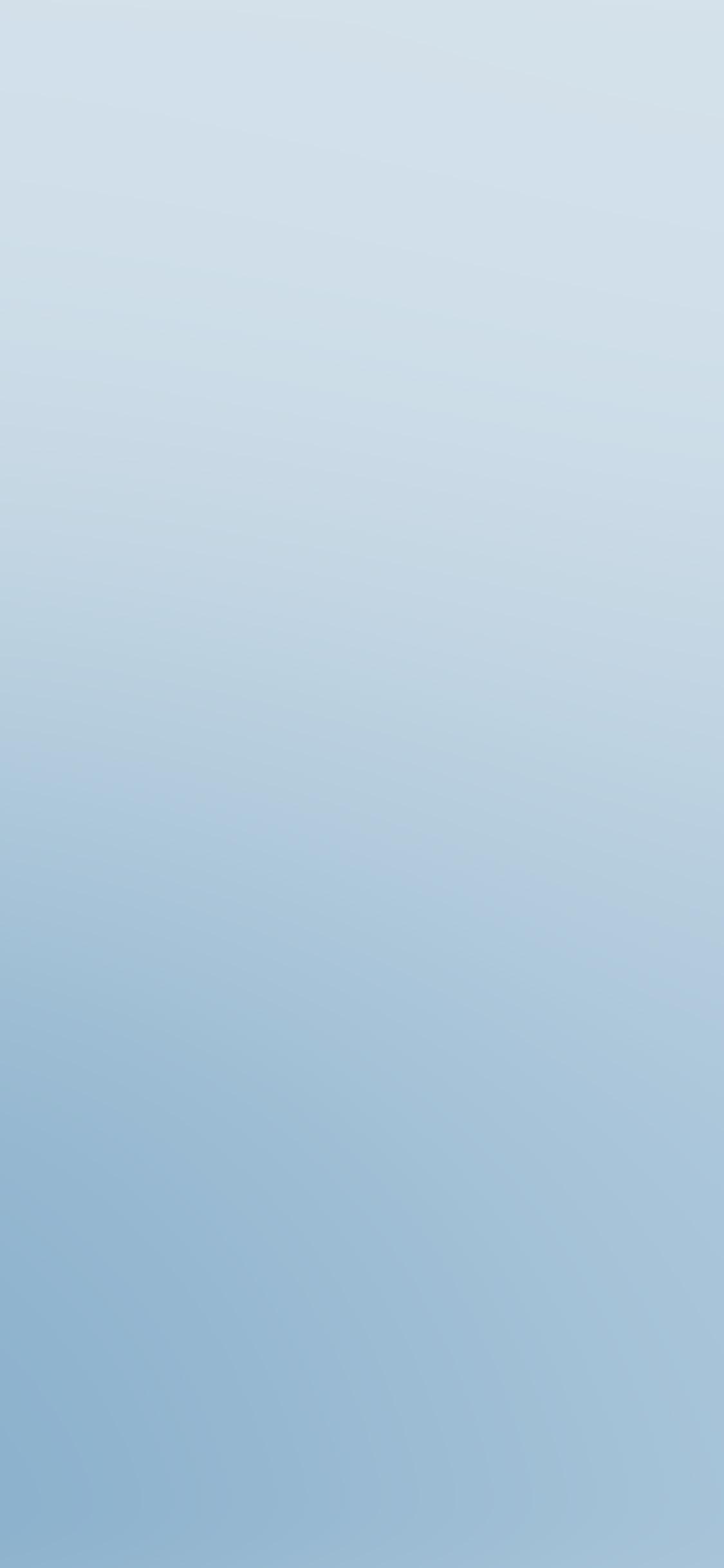 Sl98 Pastel Blue Blur Gradation Wallpaper