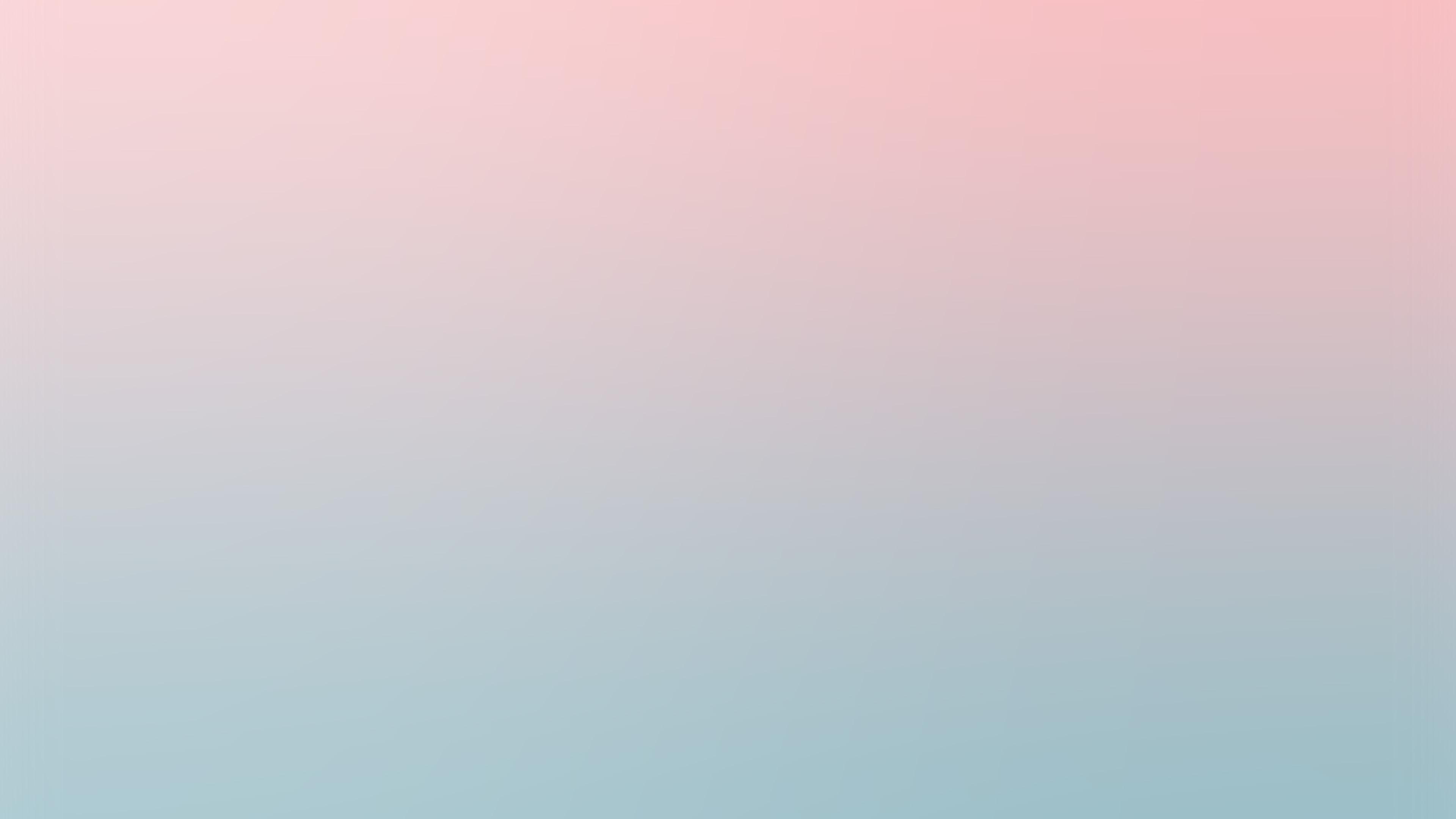 Sm07 Pink Blue Soft Pastel Blur Gradation Wallpaper