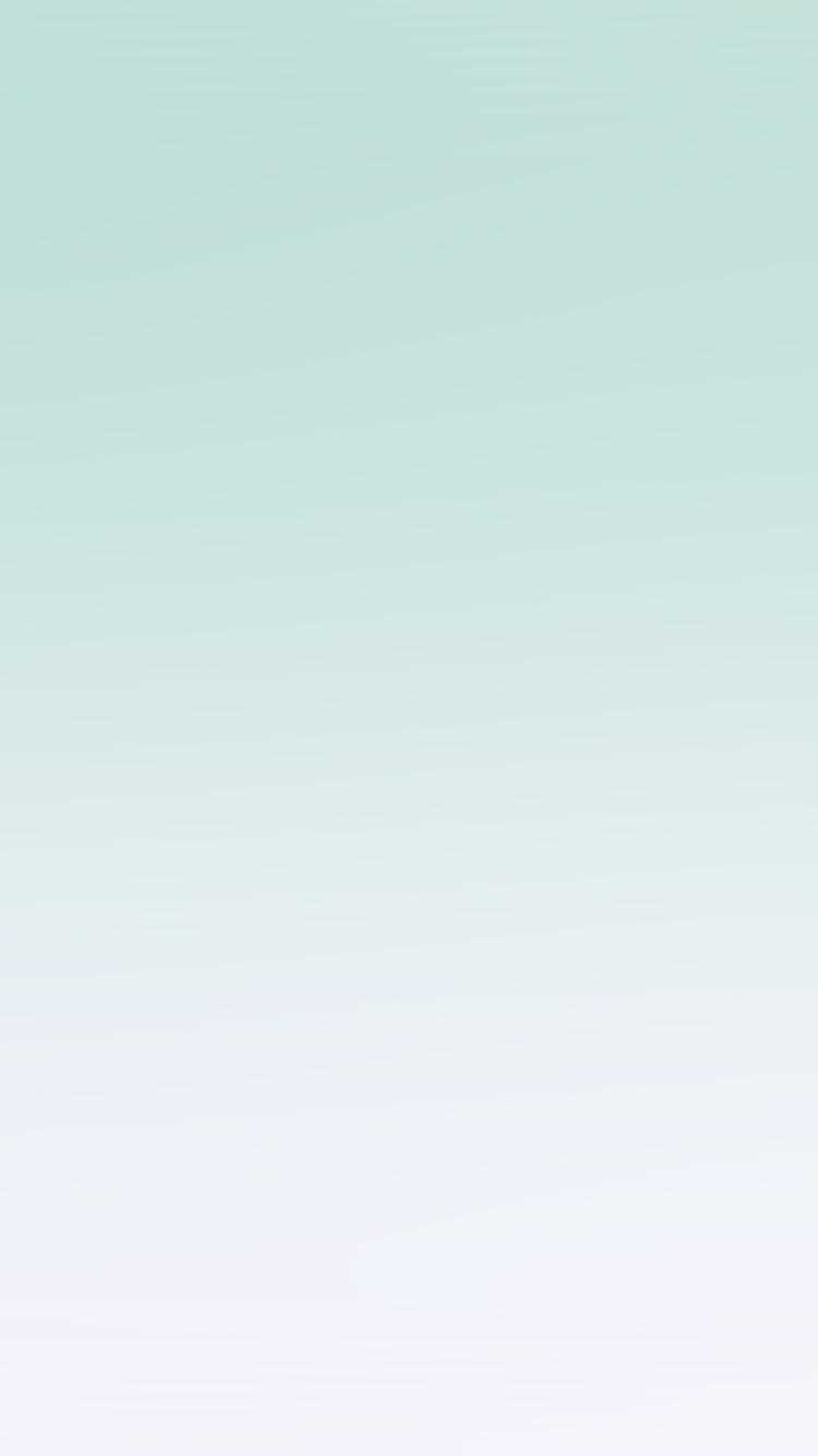 Sm11 White Green Blur Gradation Wallpaper