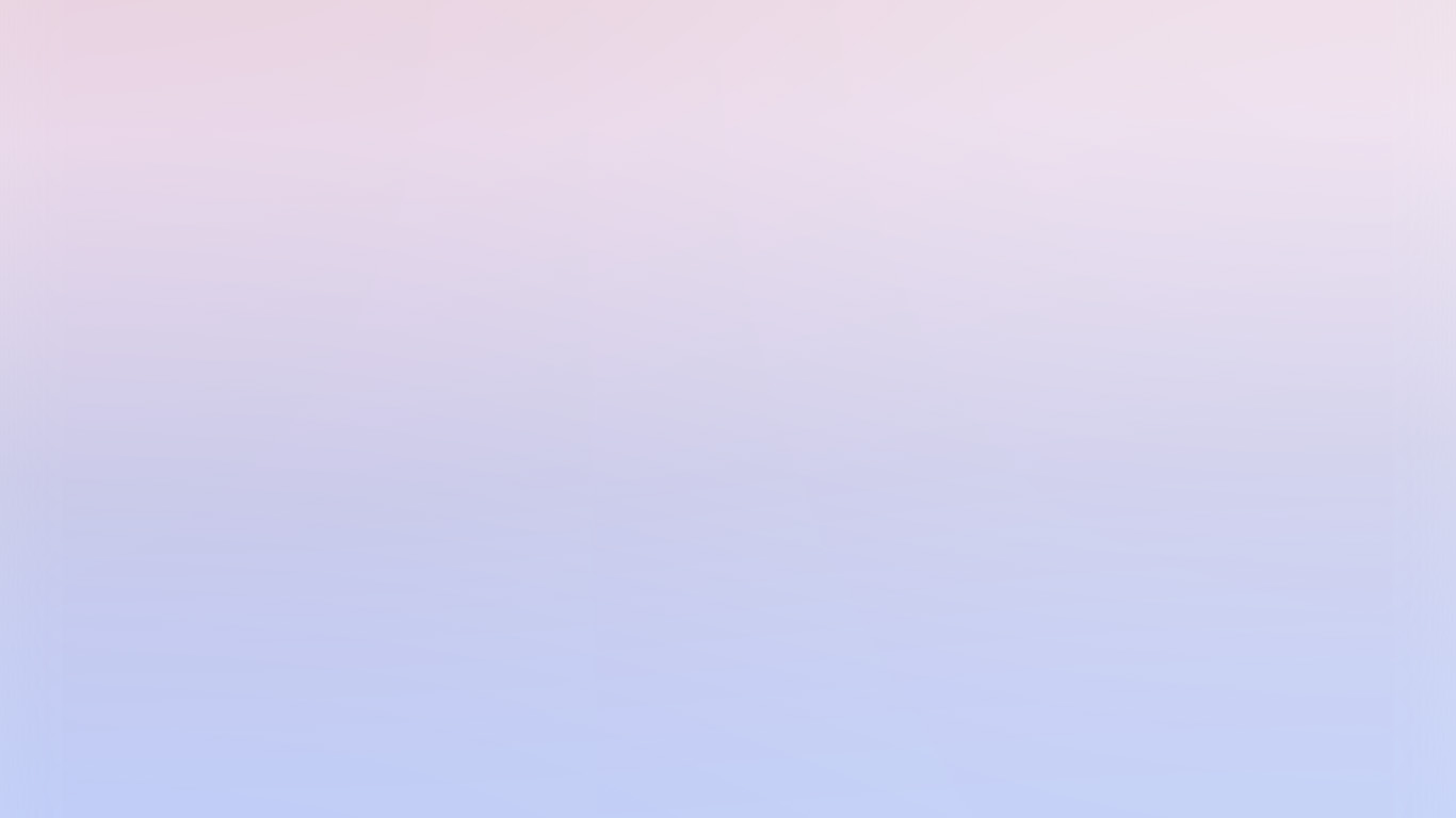 Wallpaper For Desktop Laptop Sm55 Pastel Blue Red Morning Blur Gradation