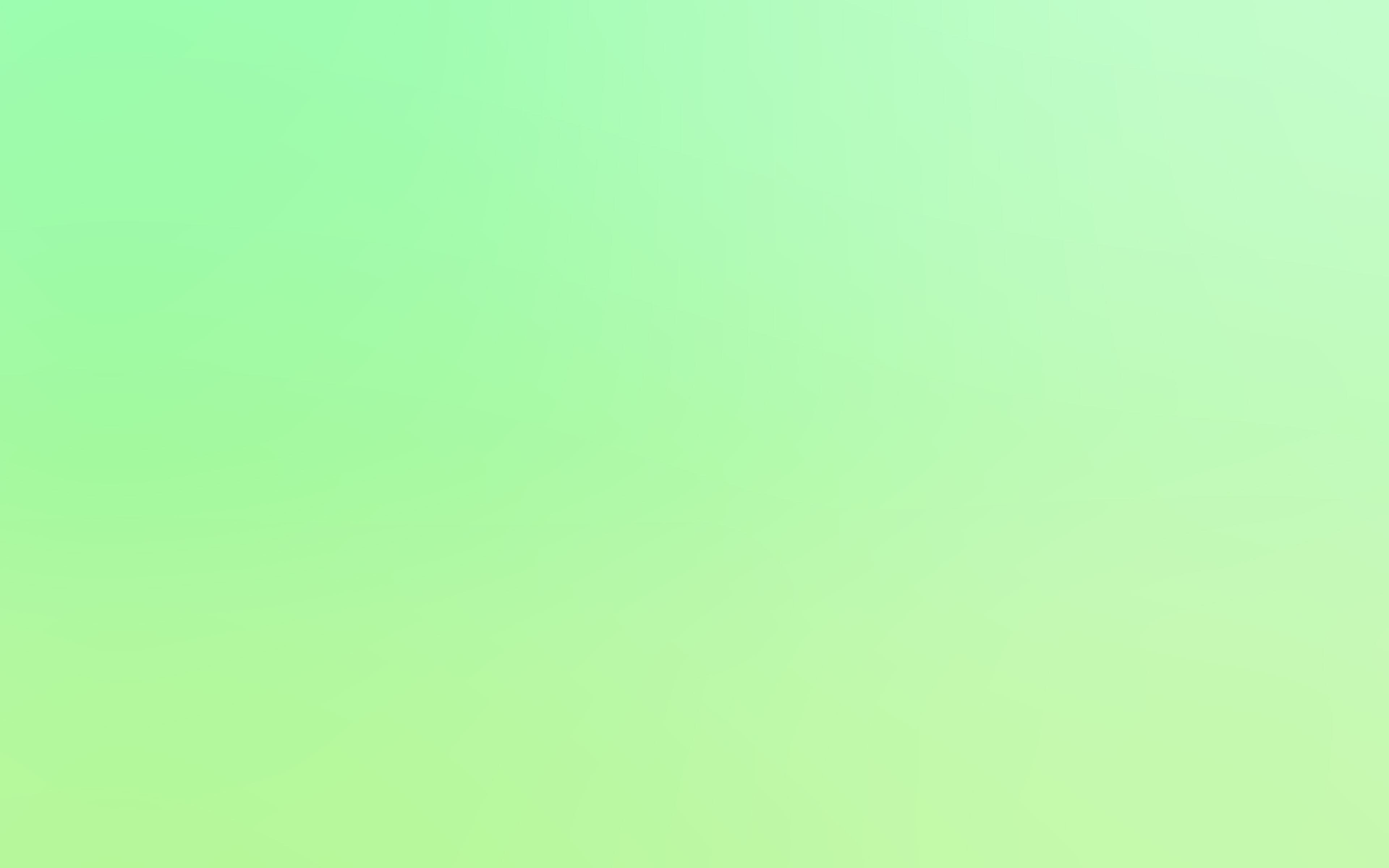Sm60 Cool Pastel Blur Gradation Green Wallpaper