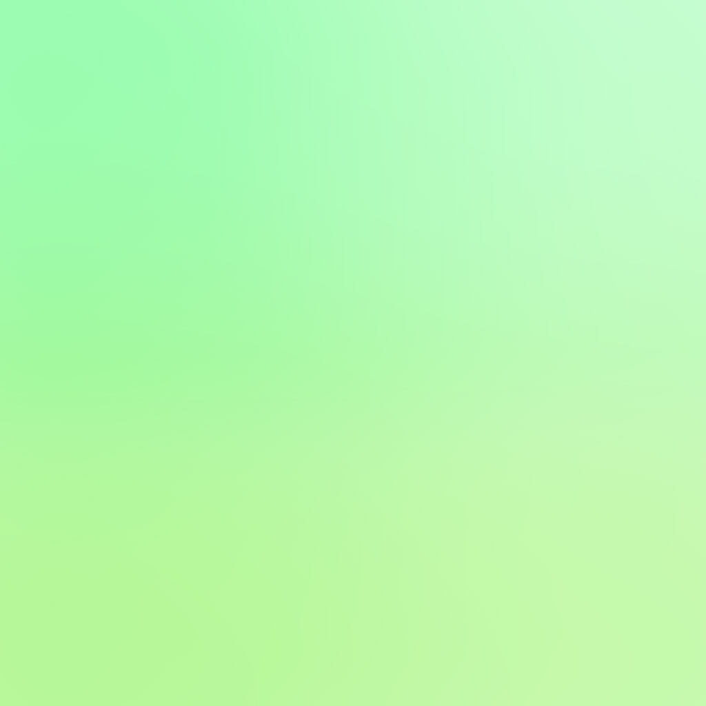 sm60coolpastelblurgradationgreenwallpaper