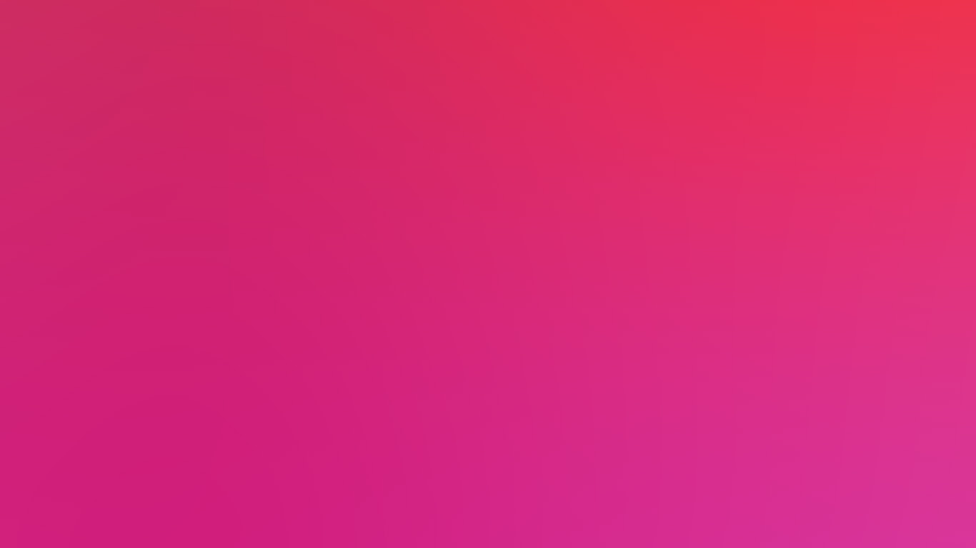 Sm90 Hot Pink Red Blur Gradation Wallpaper