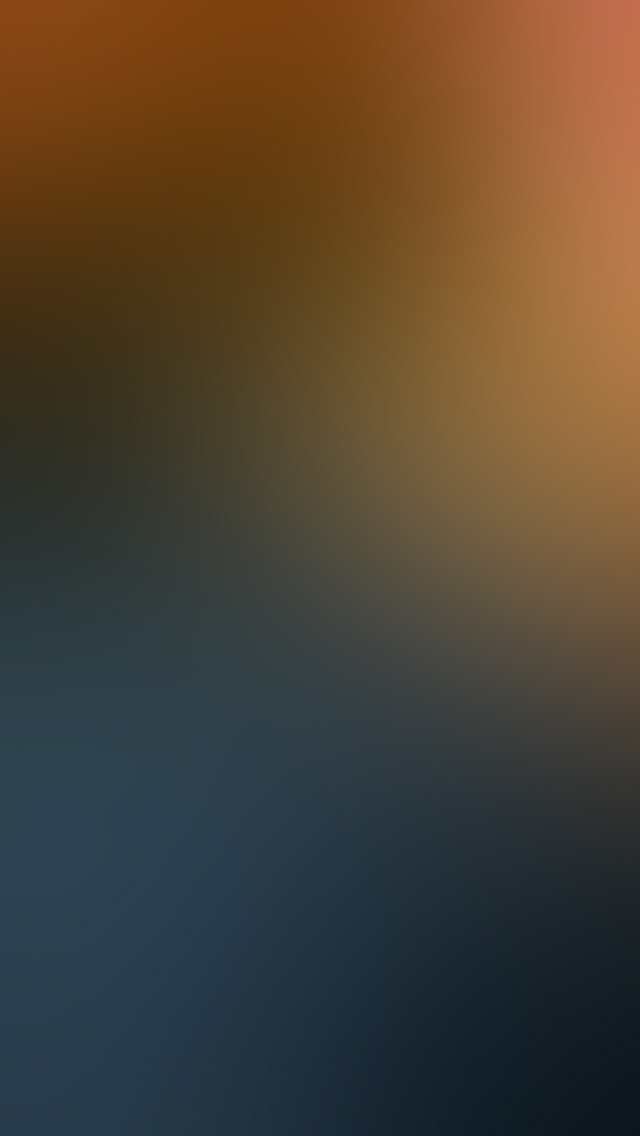 freeios8.com-iphone-4-5-6-plus-ipad-ios8-sn28-orange-earth-blur-gradation