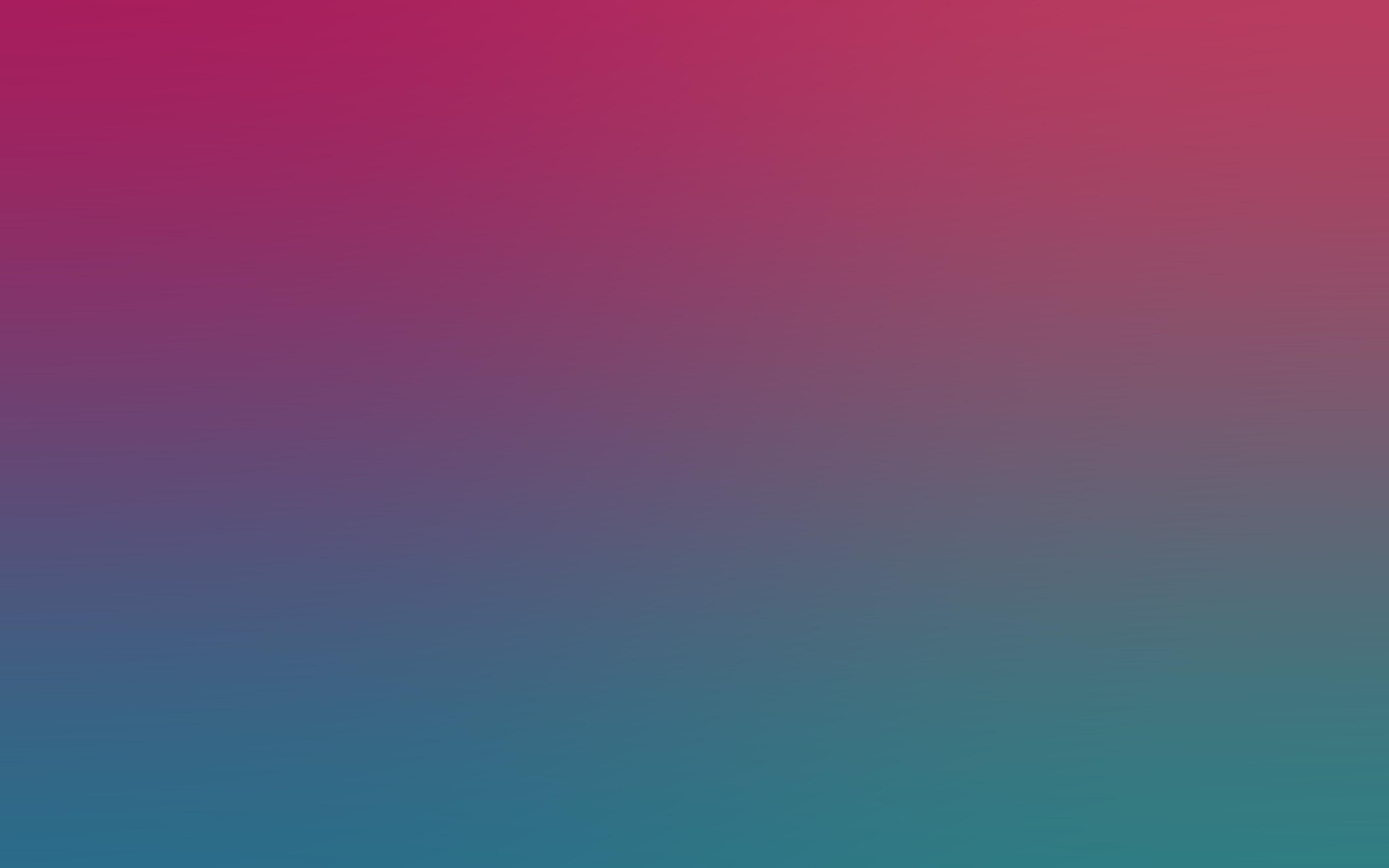 Sn76 Green Pink Blur Gradation Wallpaper