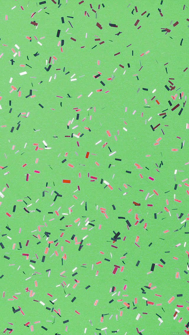 freeios8.com-iphone-4-5-6-ipad-ios8-va45-confetti-green-sky-pattern