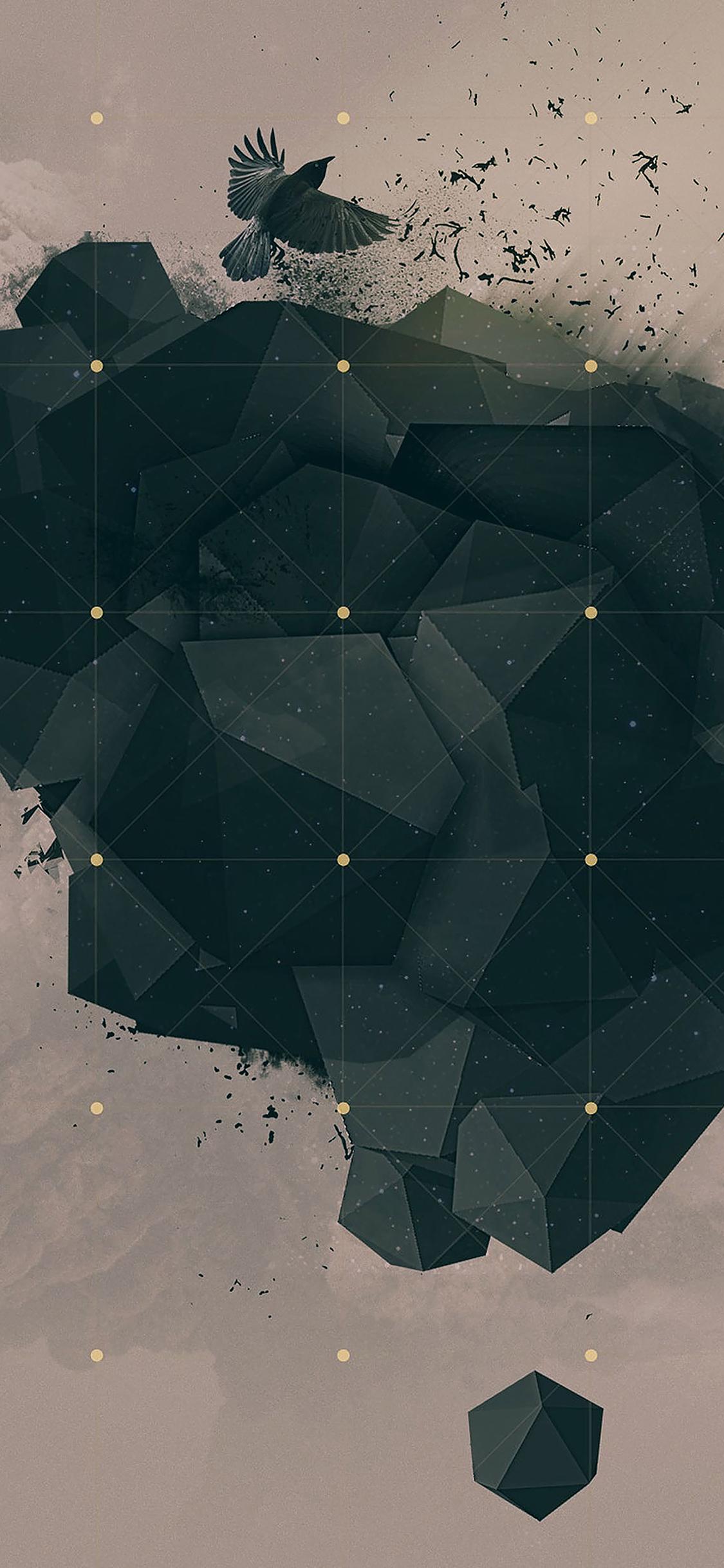 iPhoneXpapers.com-Apple-iPhone-wallpaper-va46-dark-abstract-pattern