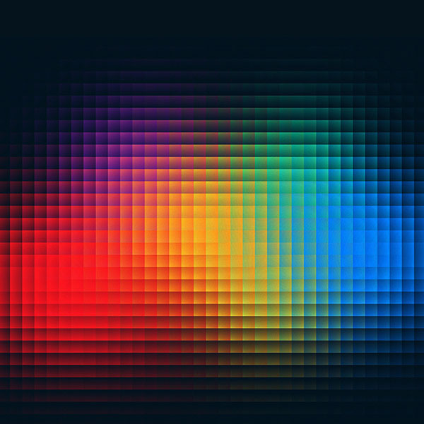 pixel rainbow wallpaper google - photo #5