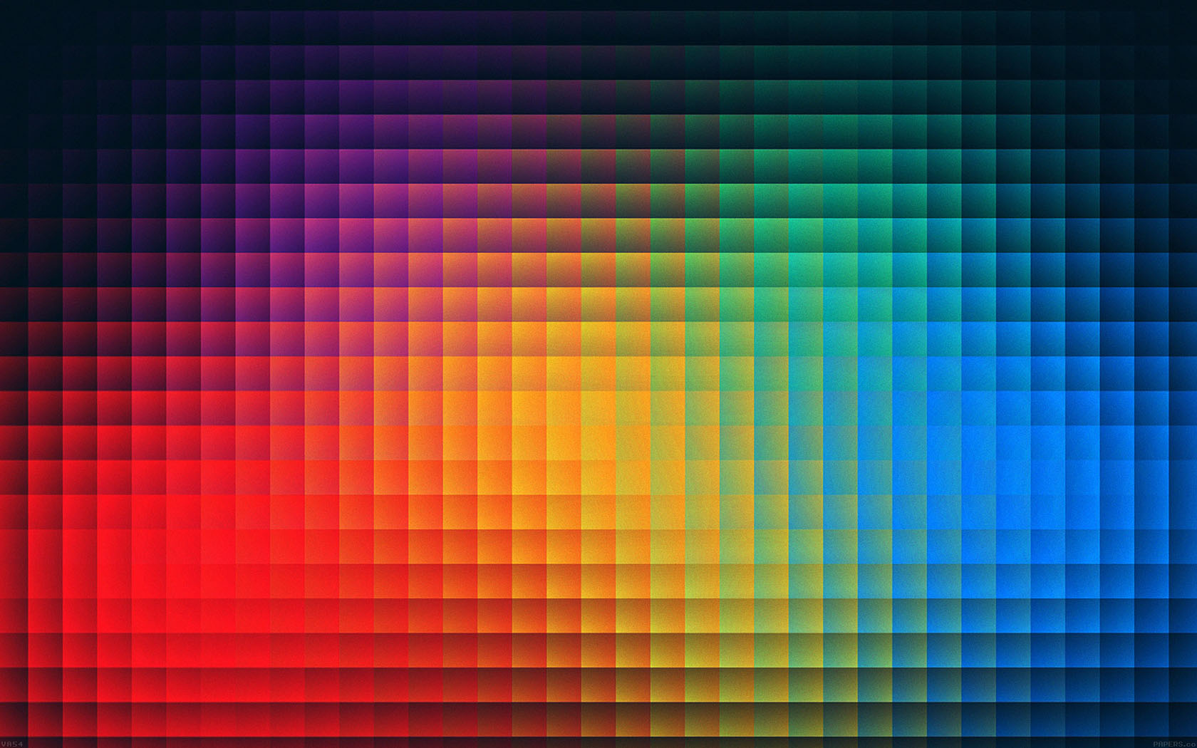 pixel rainbow wallpaper google - photo #11