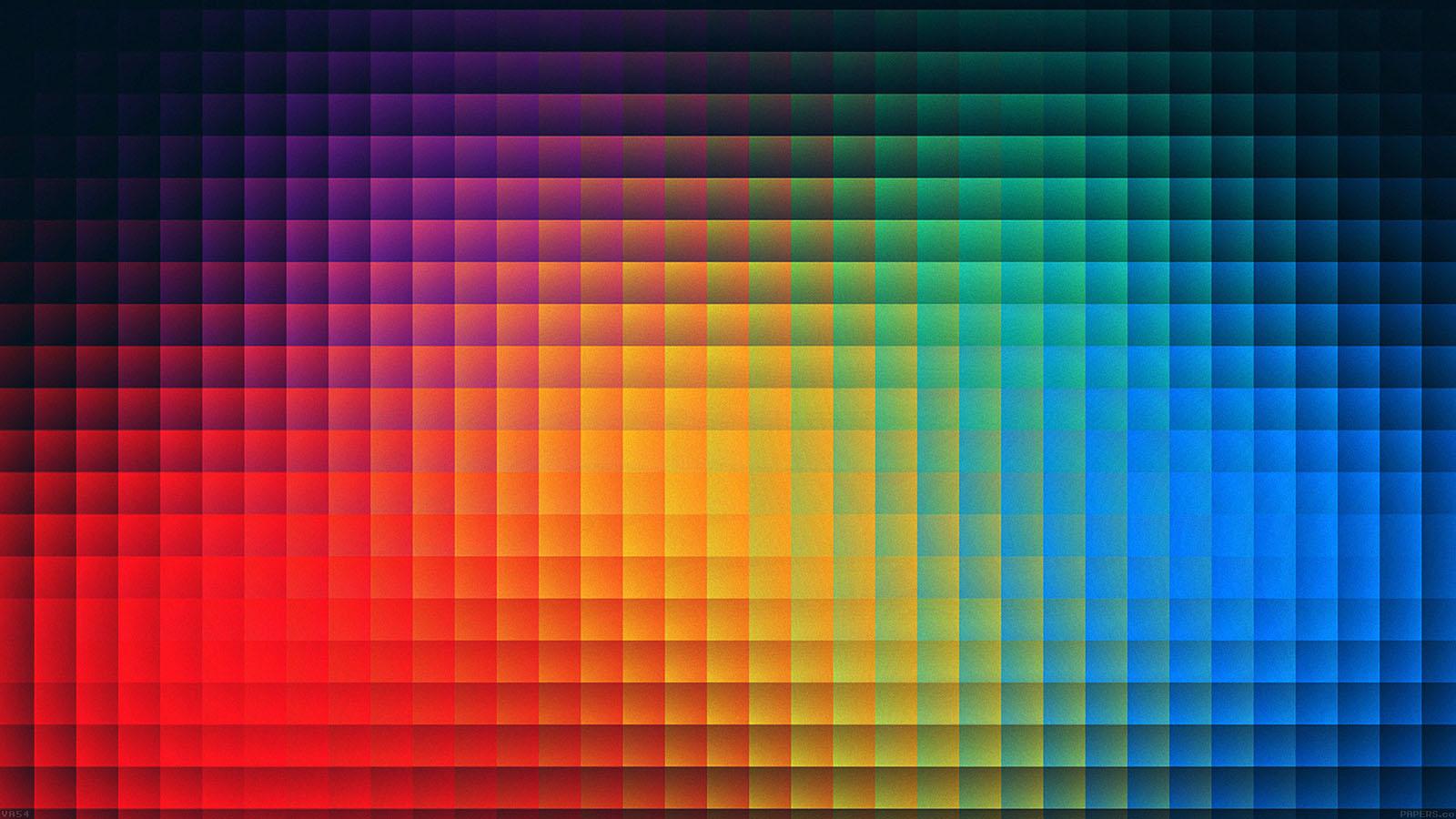 va54-rainbow-pixels-pattern - Papers.co