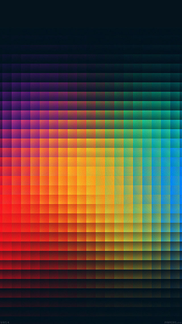 freeios8.com-iphone-4-5-6-ipad-ios8-va54-rainbow-pixels-pattern