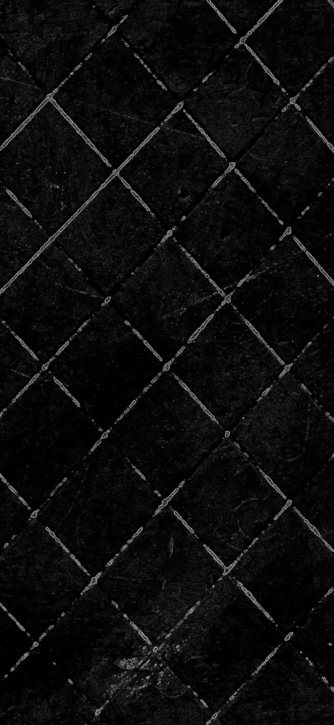 Papersco Iphone Wallpaper Va64 Black Grunge Pattern
