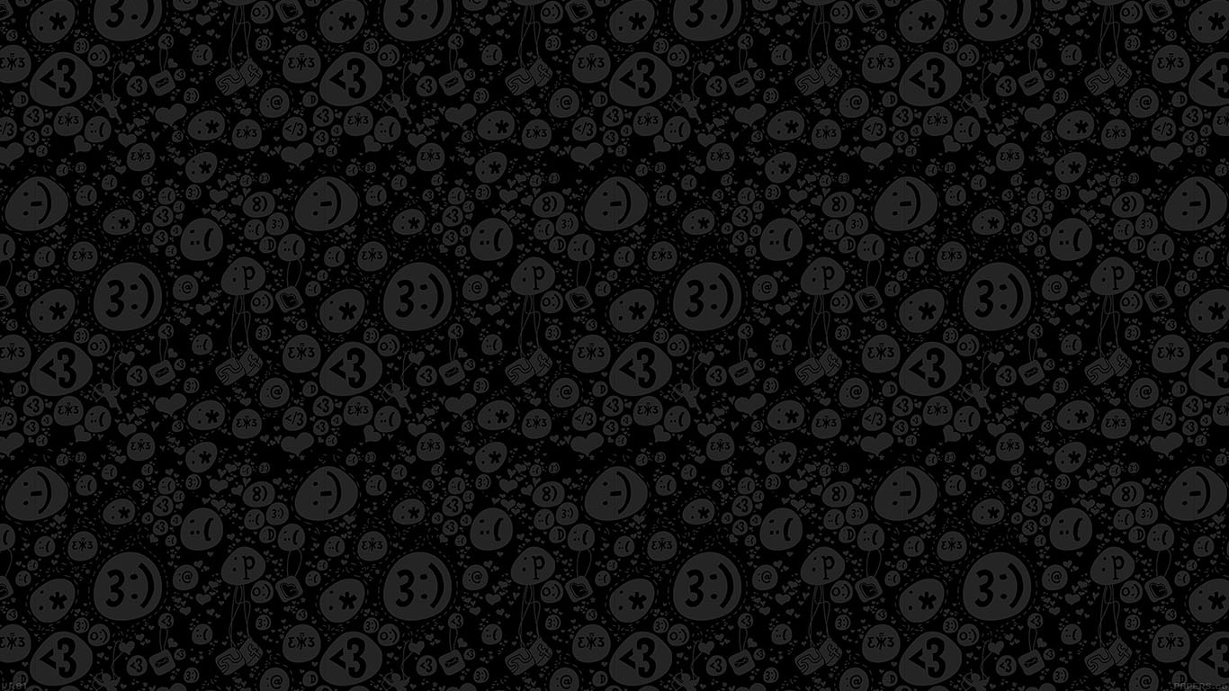 iPapers.co-Apple-iPhone-iPad-Macbook-iMac-wallpaper-va81-wallpaper-emoticon-charms-bw-pattern