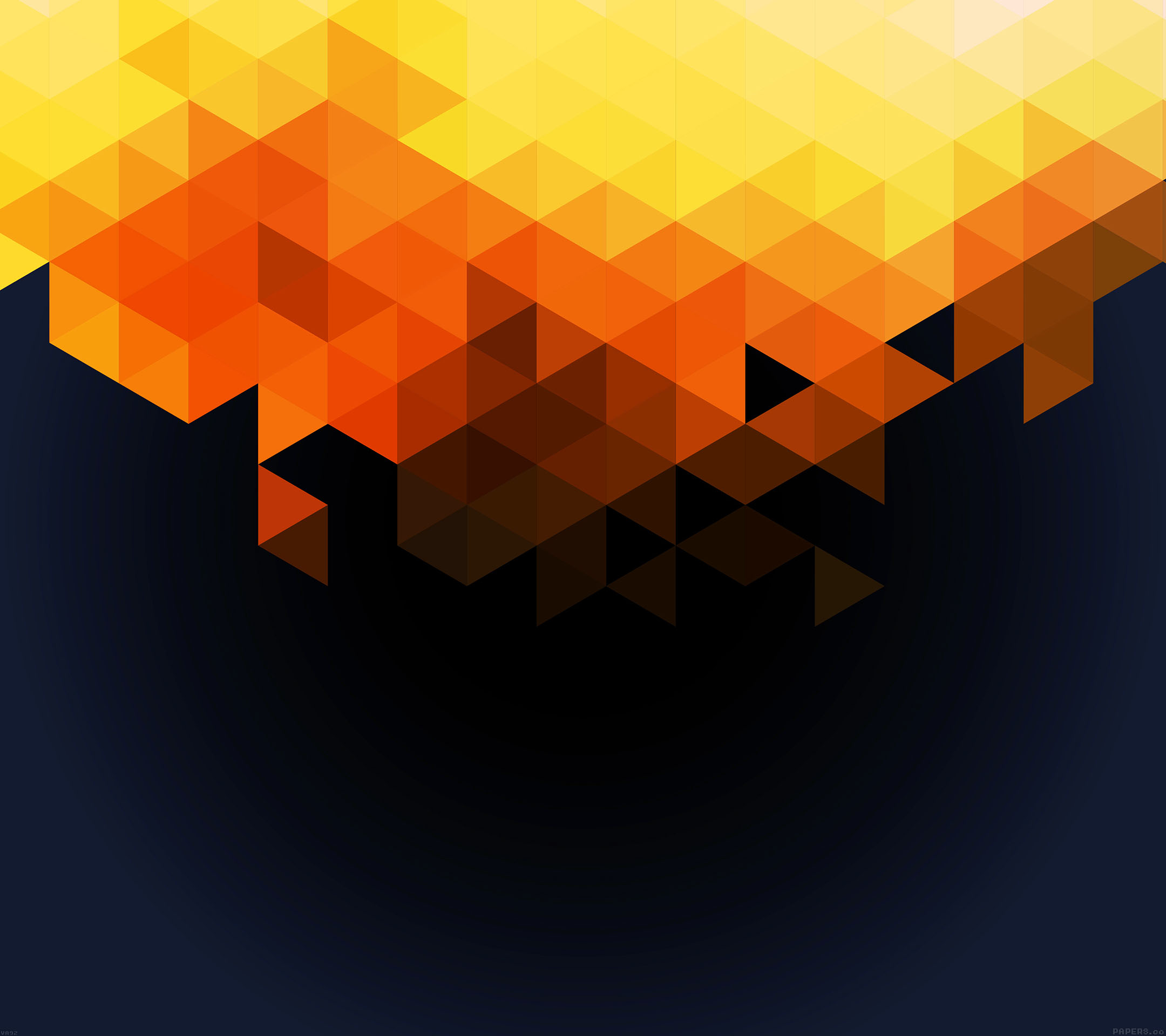 papers co-va92-wallpaper-triangle-fall-orange-pattern-15-wallpaper jpgTriangle Pattern Wallpaper