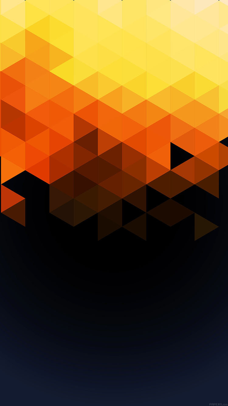 iPhonepapers.com-Apple-iPhone8-wallpaper-va92-wallpaper-triangle-fall-orange-pattern