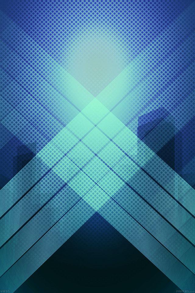 freeios7.com-iphone-4-iphone-5-ios7-wallpaperva95-wallpaper-cross-light-blue-pattern-iphone4