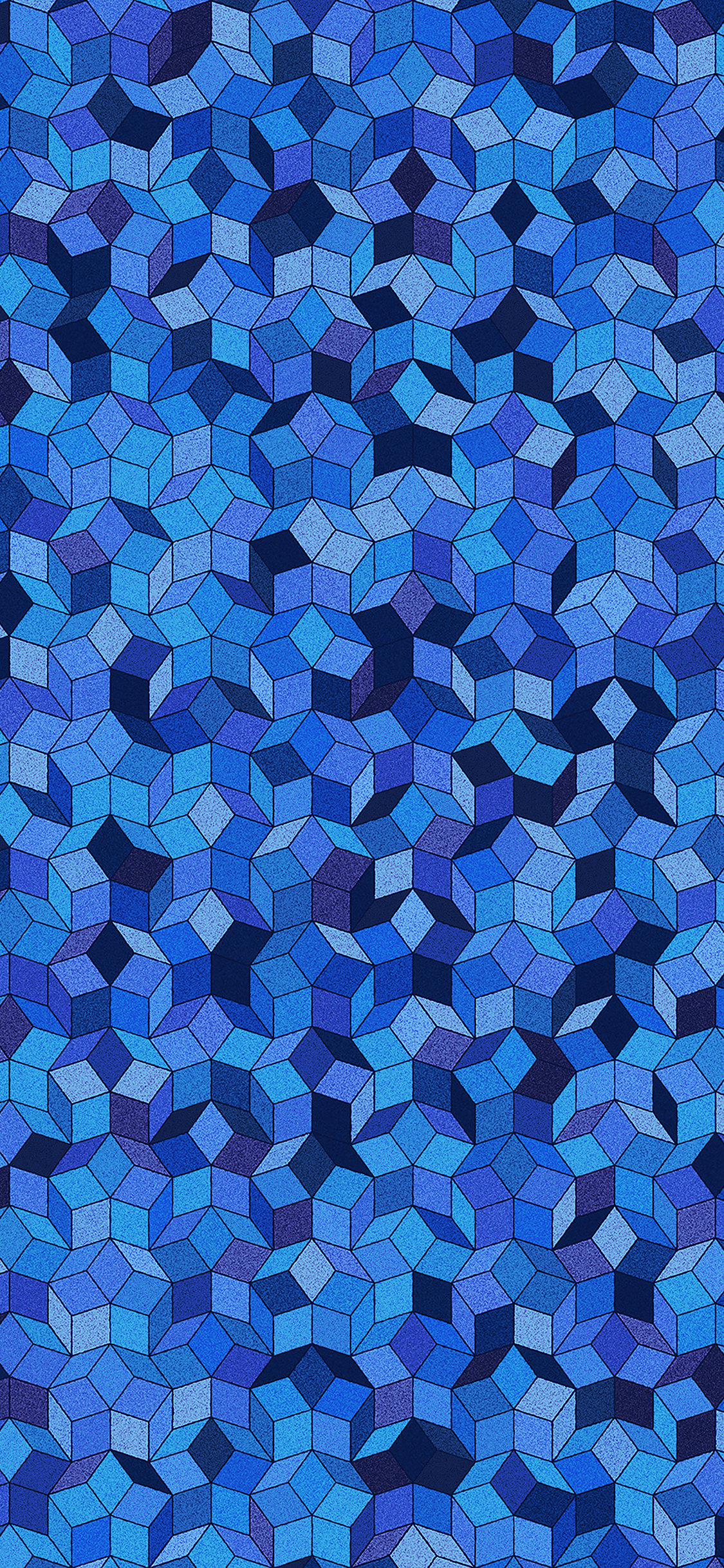 iPhoneXpapers.com-Apple-iPhone-wallpaper-vb19-wallpaper-penrose-blue-simon-cpage-pattern