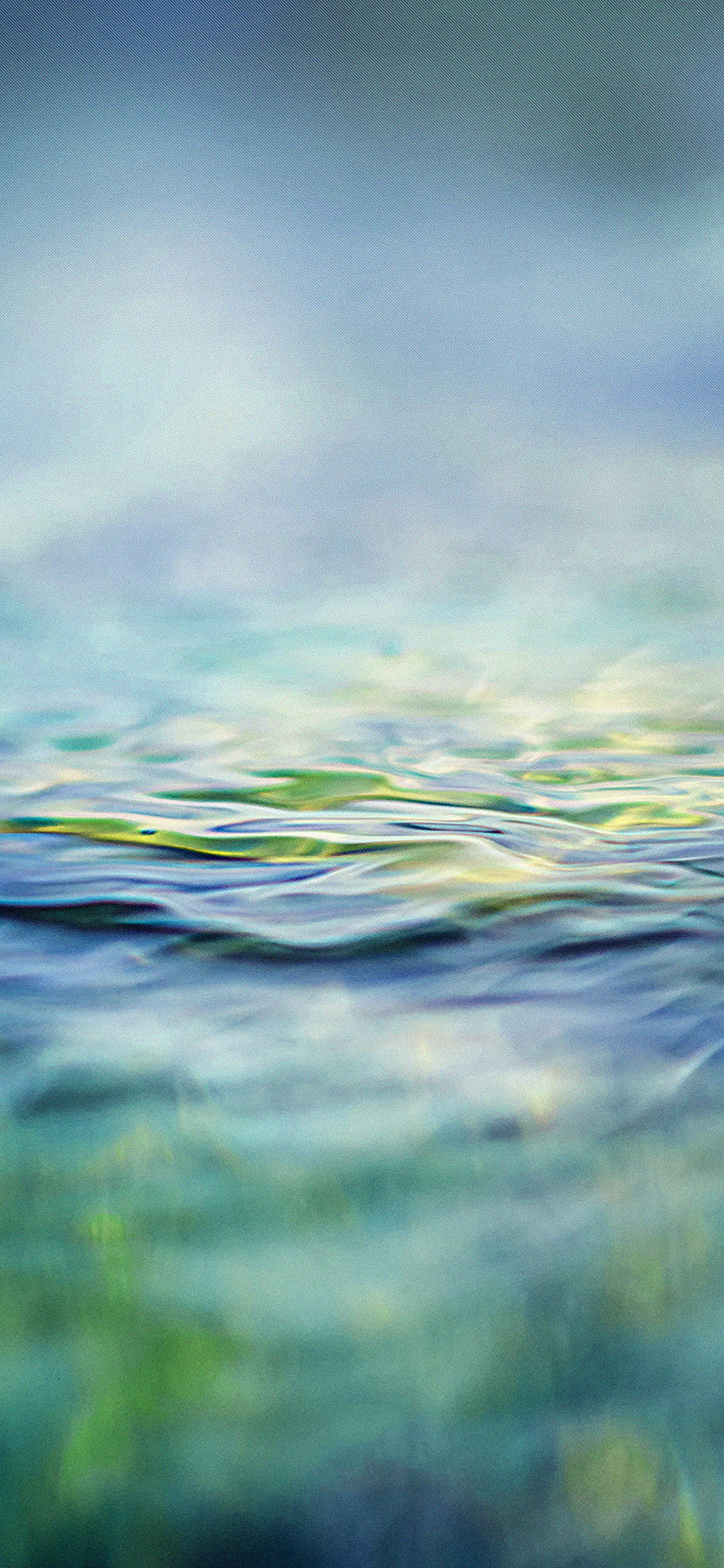iPhoneXpapers.com-Apple-iPhone-wallpaper-vb85-wallpaper-flowing-river-before-sunrise-pattern
