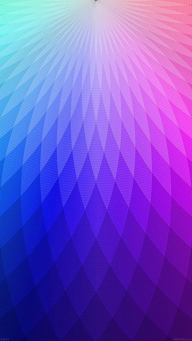 Vb91 Wallpaper Rainbow Lights Patterns Art Papers Co